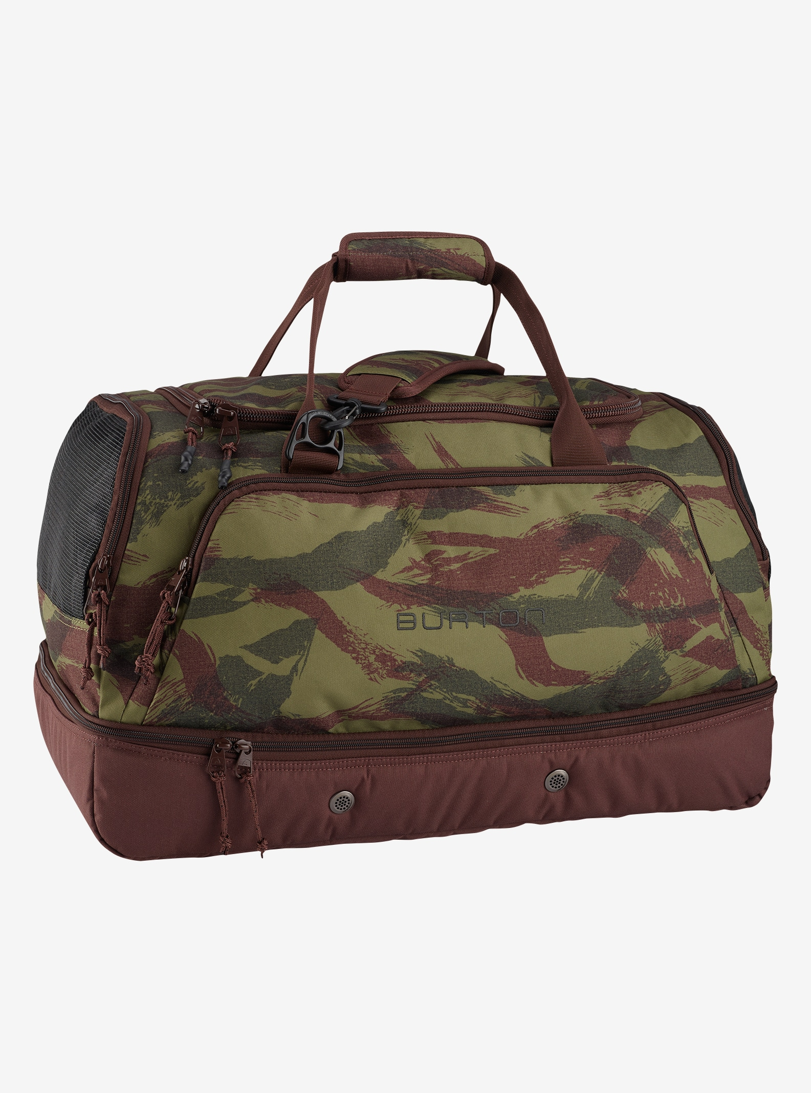 Burton Rider's Bag 2.0 shown in Brushstroke Camo Print