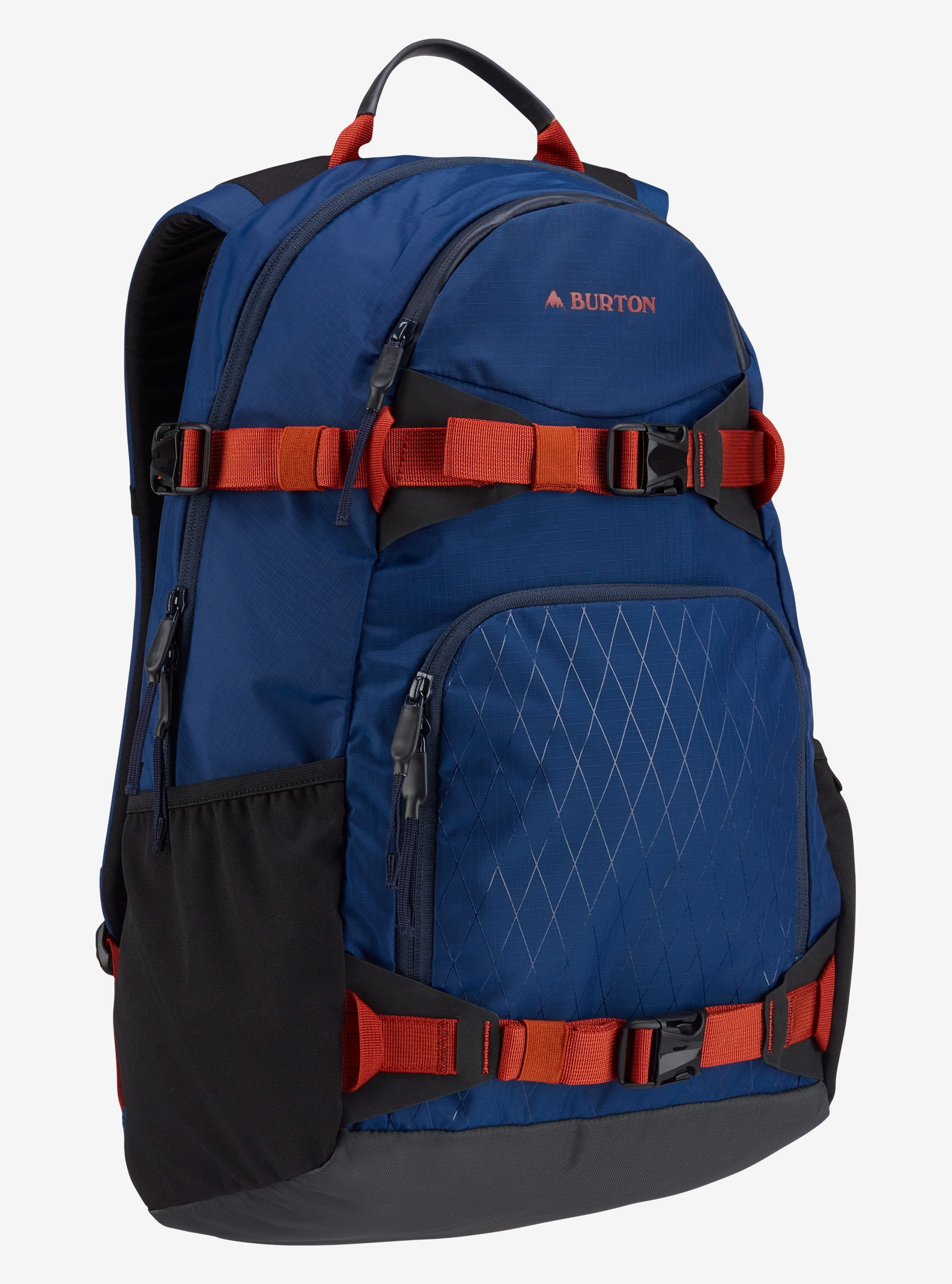 Burton Rider's 25L Backpack 2.0 shown in Eclipse Coated Ripstop