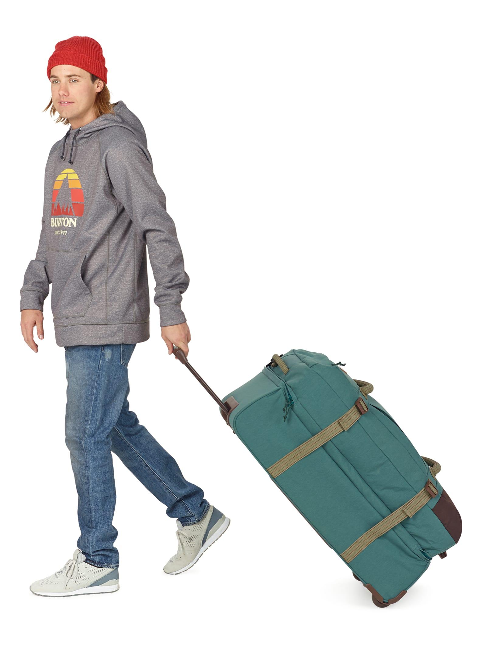 0cf4073bf23a Burton Exodus Roller Travel Bag | Burton Snowboards Fall 2017