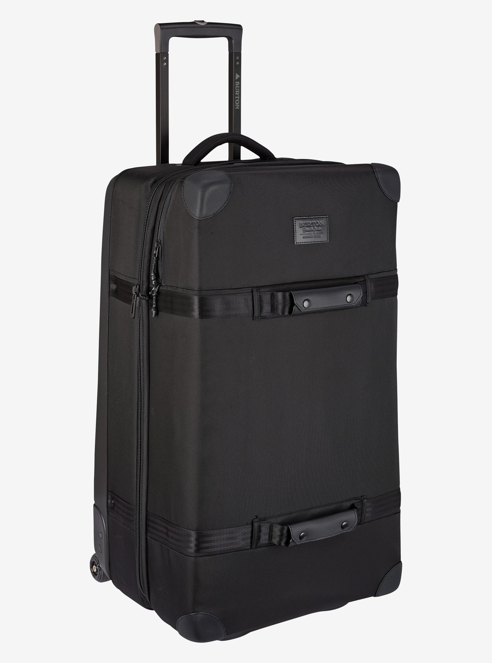 Burton Wheelie Sub Travel Bag shown in True Black Ballistic
