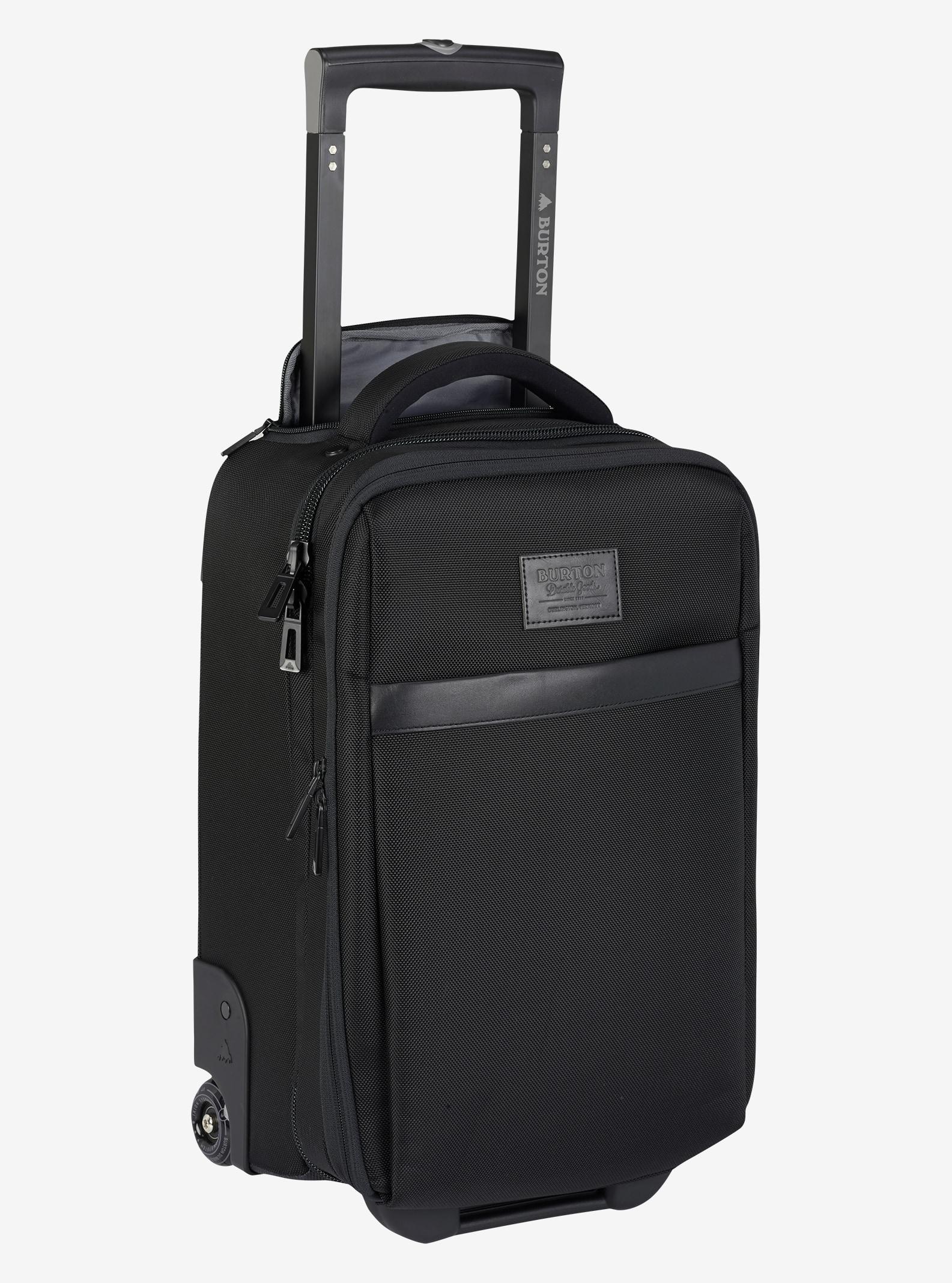 Burton Wheelie Flyer Travel Bag shown in True Black Ballistic