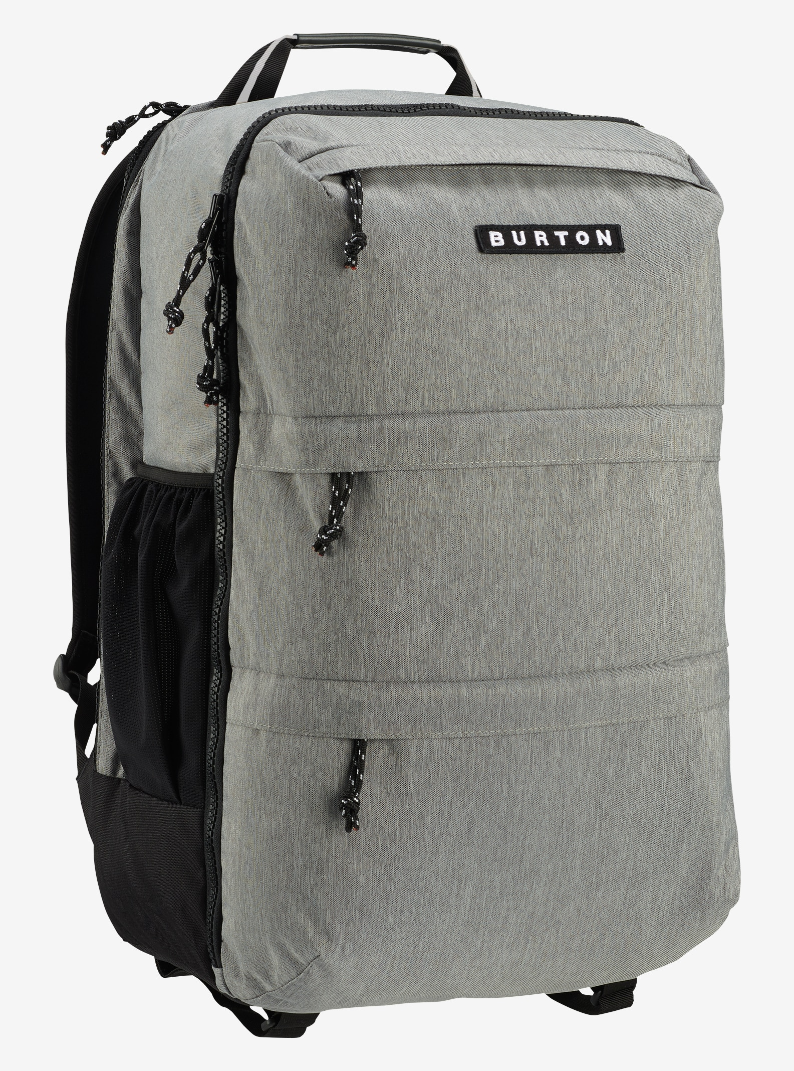 Burton Traverse Travel Pack shown in Grey Heather