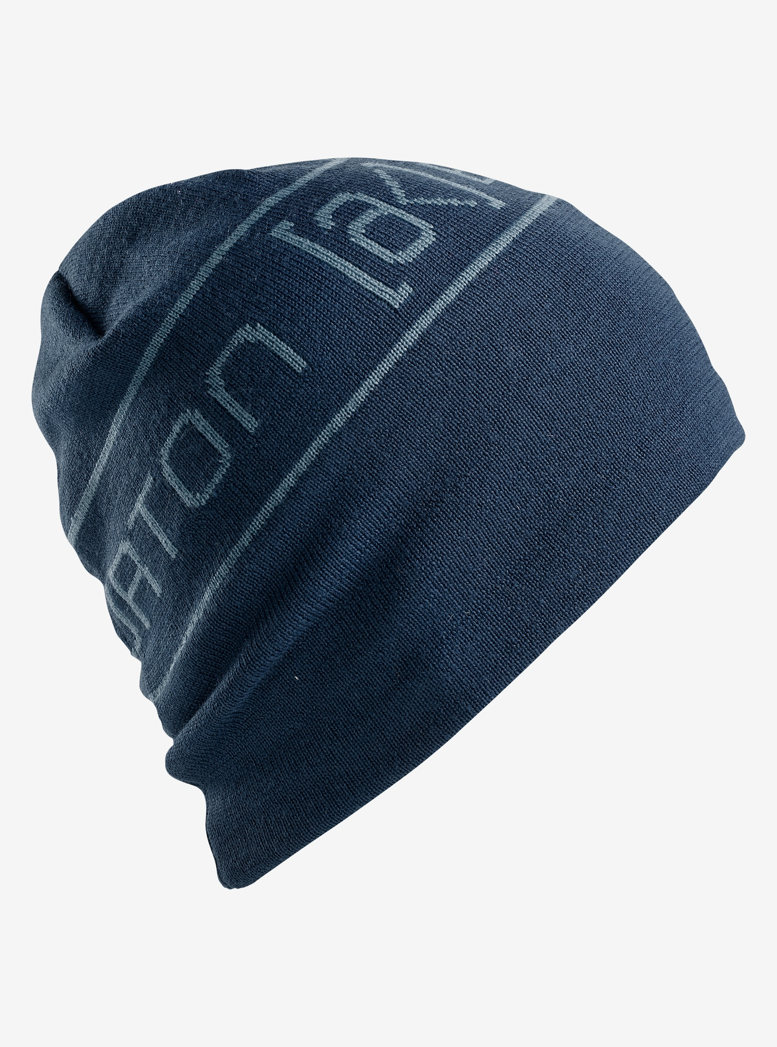 Men's Burton [ak] Tech Beanie shown in Mood Indigo