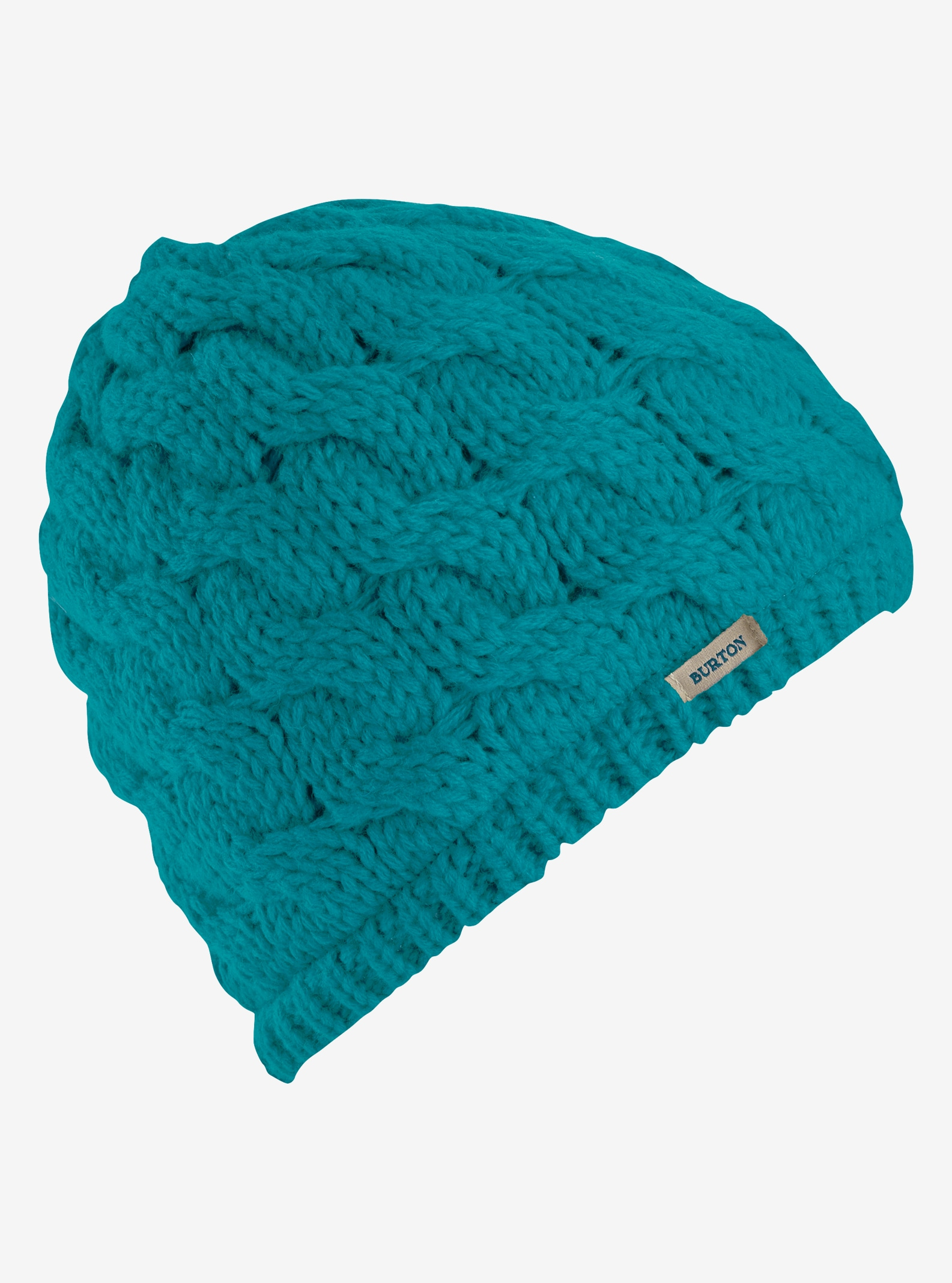 Women's Burton Birdie Beanie shown in Larkspur