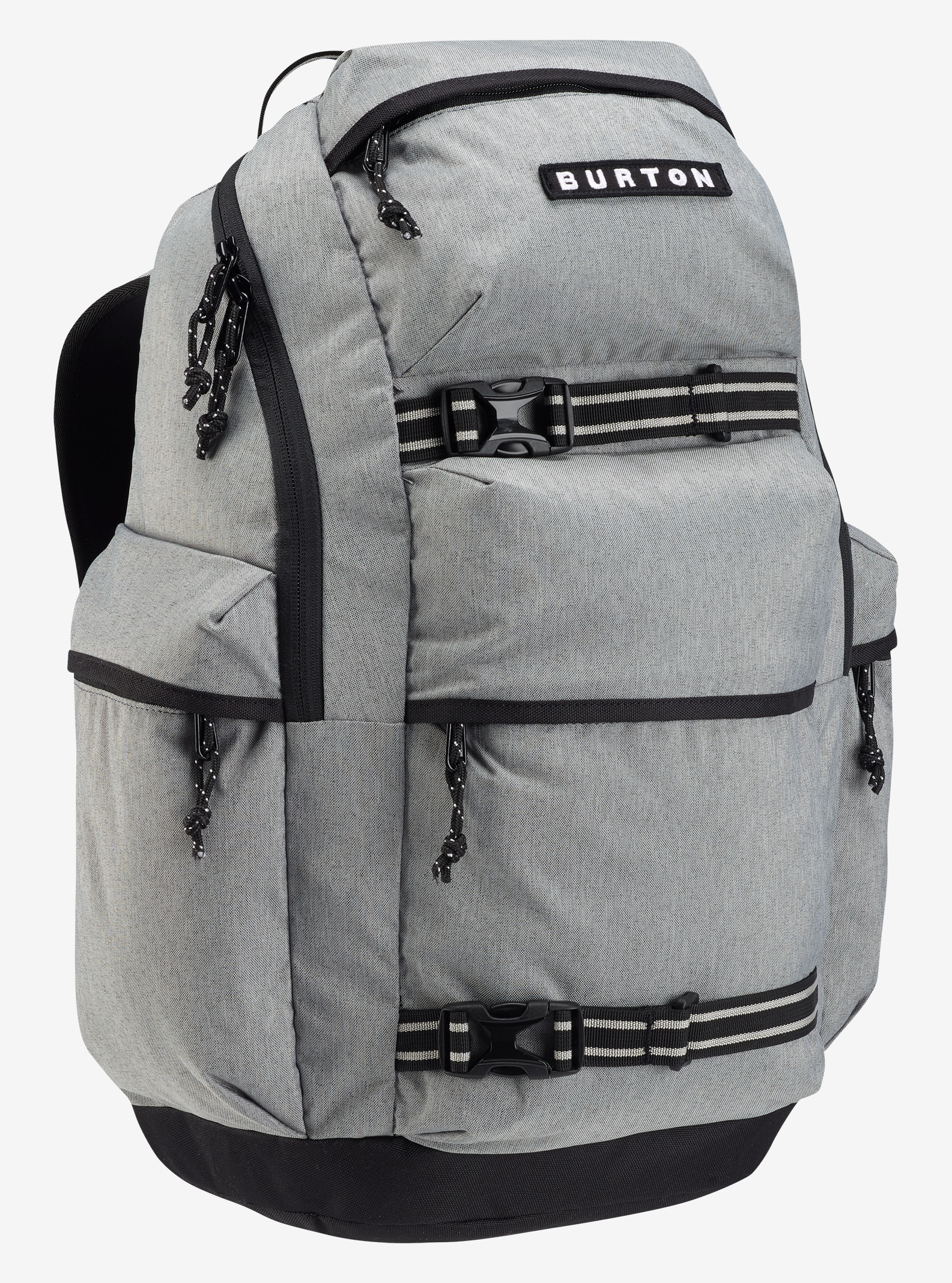 Burton Kilo Backpack shown in Grey Heather