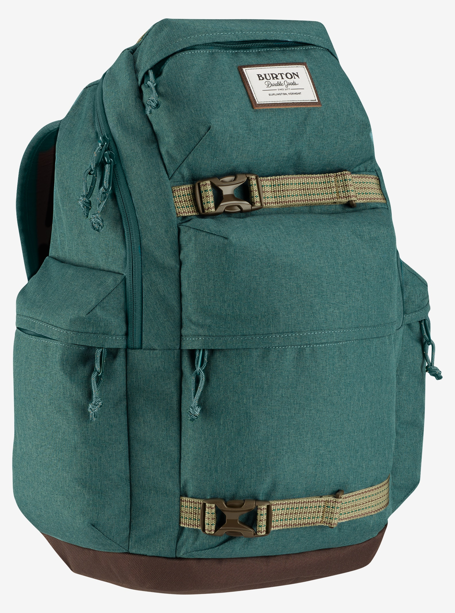 Burton Kilo Backpack shown in Jasper Heather