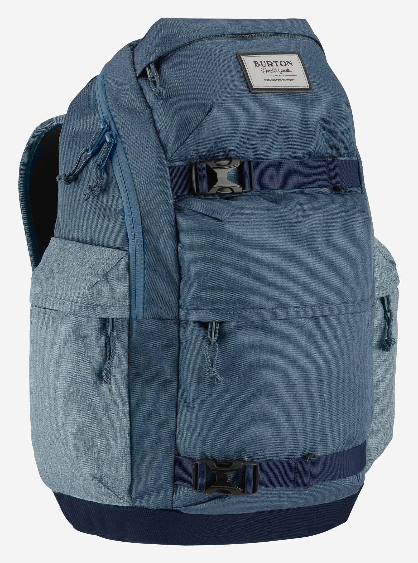 Burton Kilo Backpack shown in LA Sky Heather