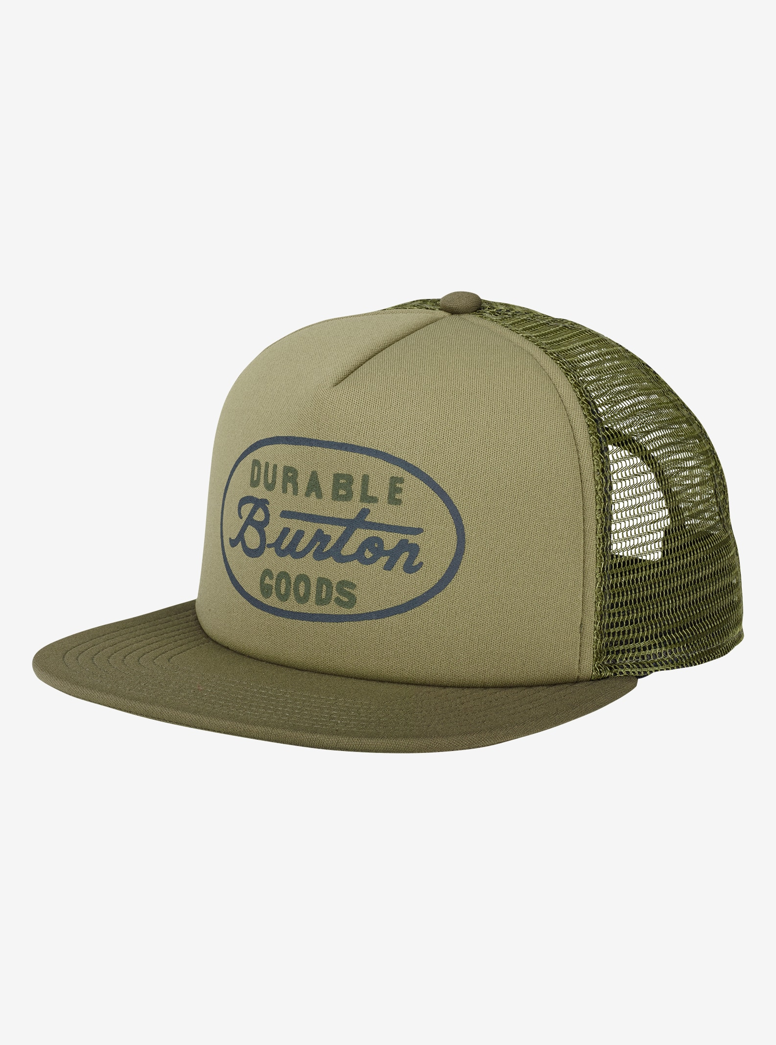 Burton I-80 Hat shown in Dusty Olive