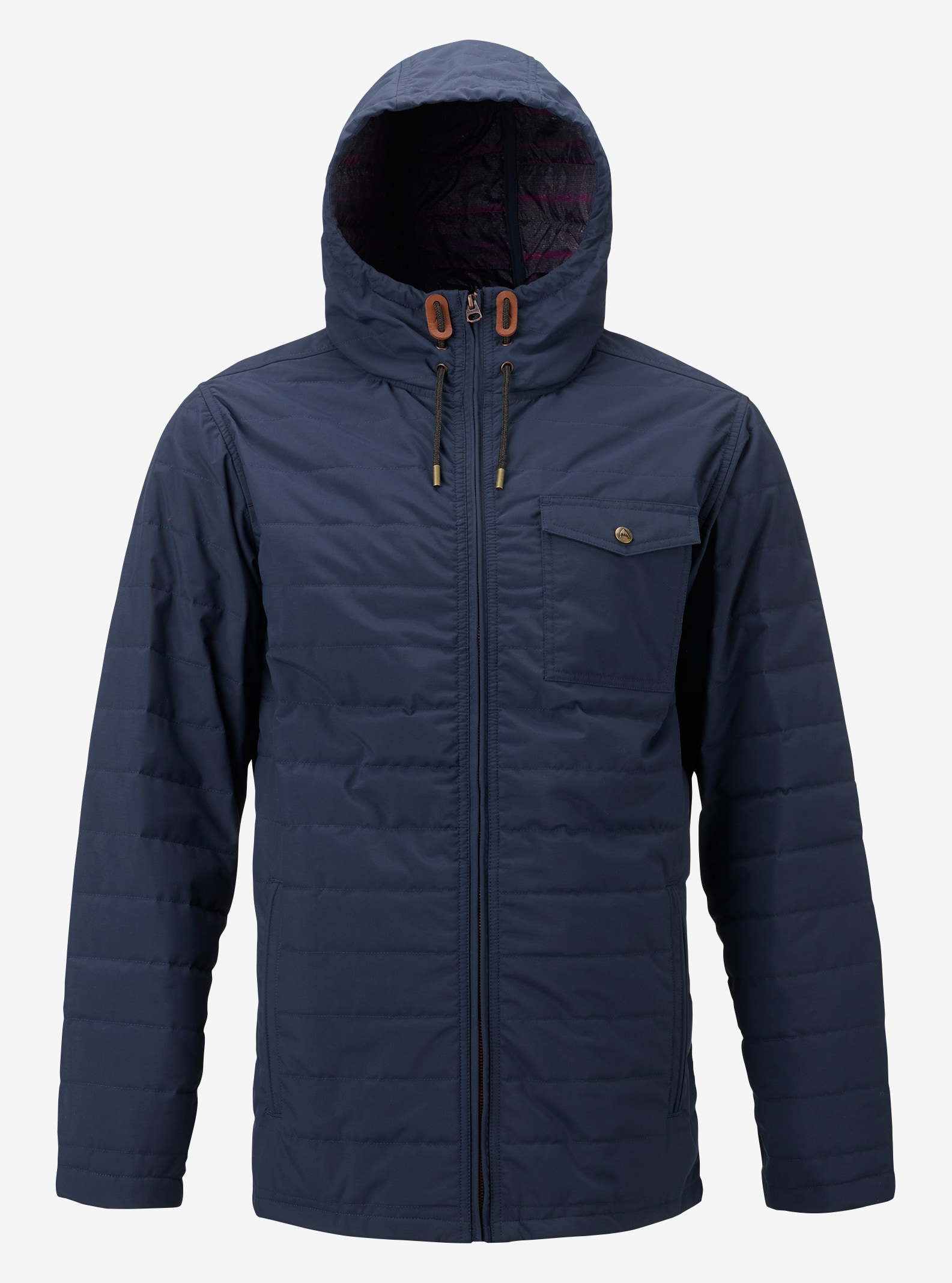 Men's Burton Sylus Jacket shown in Mood Indigo