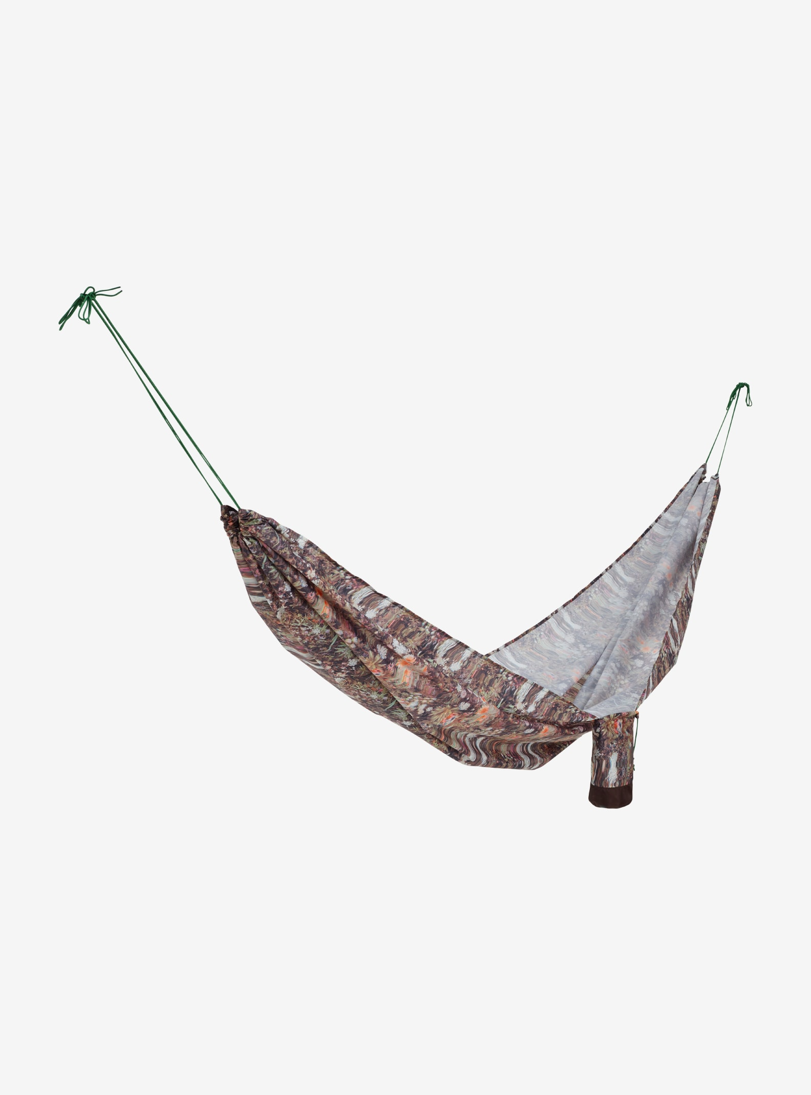Burton Honey-Baked Hammock shown in Day Tripper Print