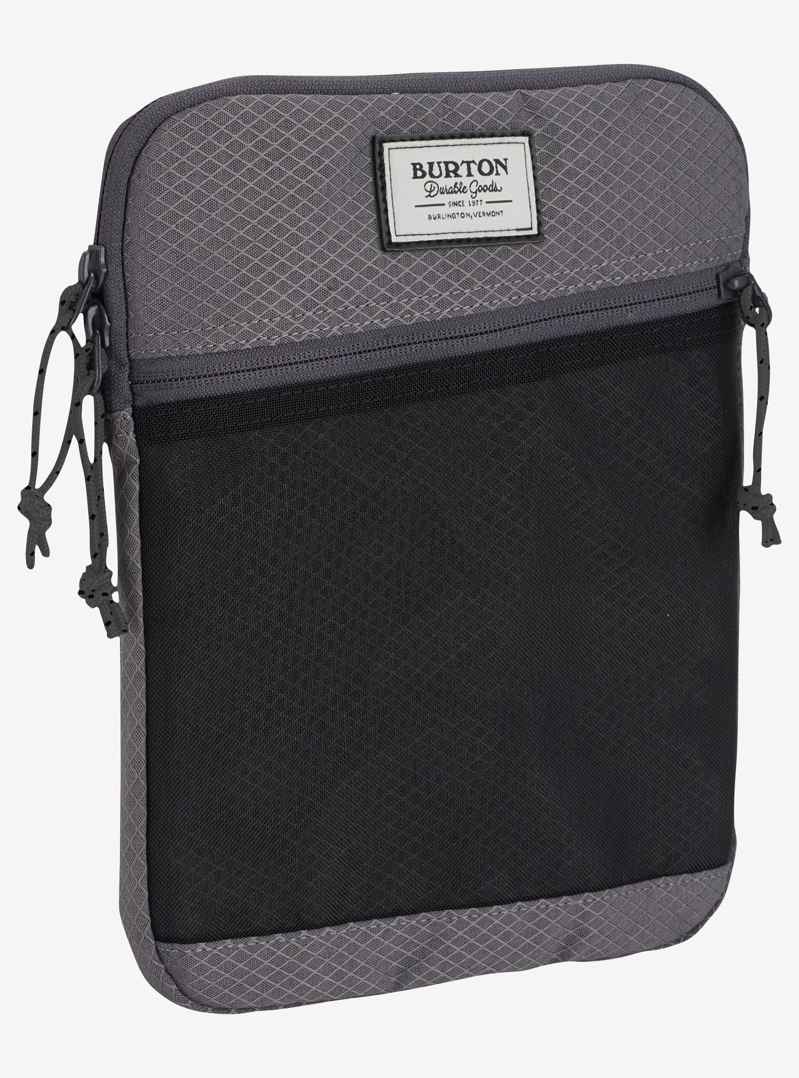 Burton Hyperlink 10in Tablet Sleeve shown in Faded Diamond Ripstop