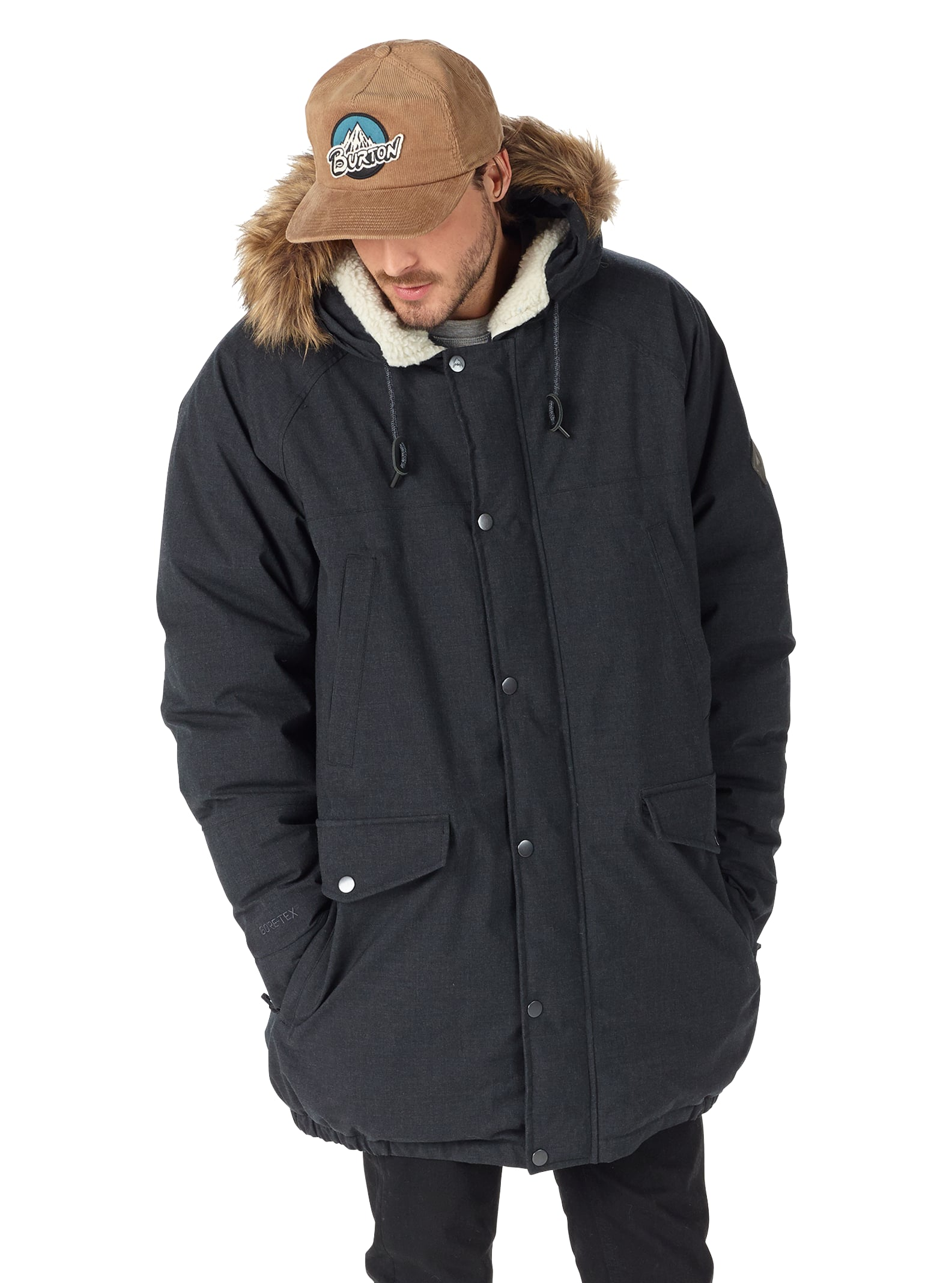 Burton mb encore insulated jacket men's