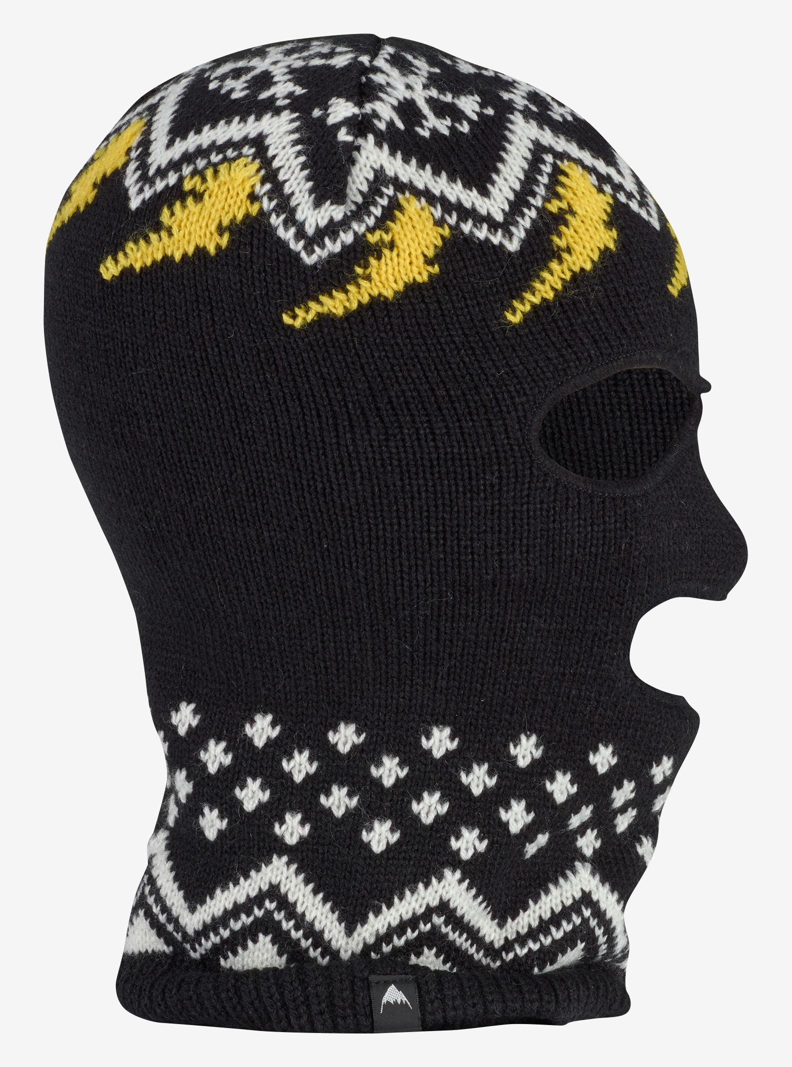 Burton Joliet Balaclava shown in Lightning