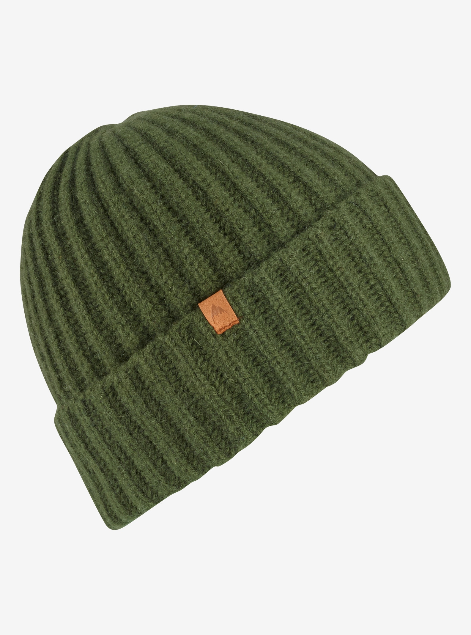 Burton Branch Beanie shown in Rifle Green