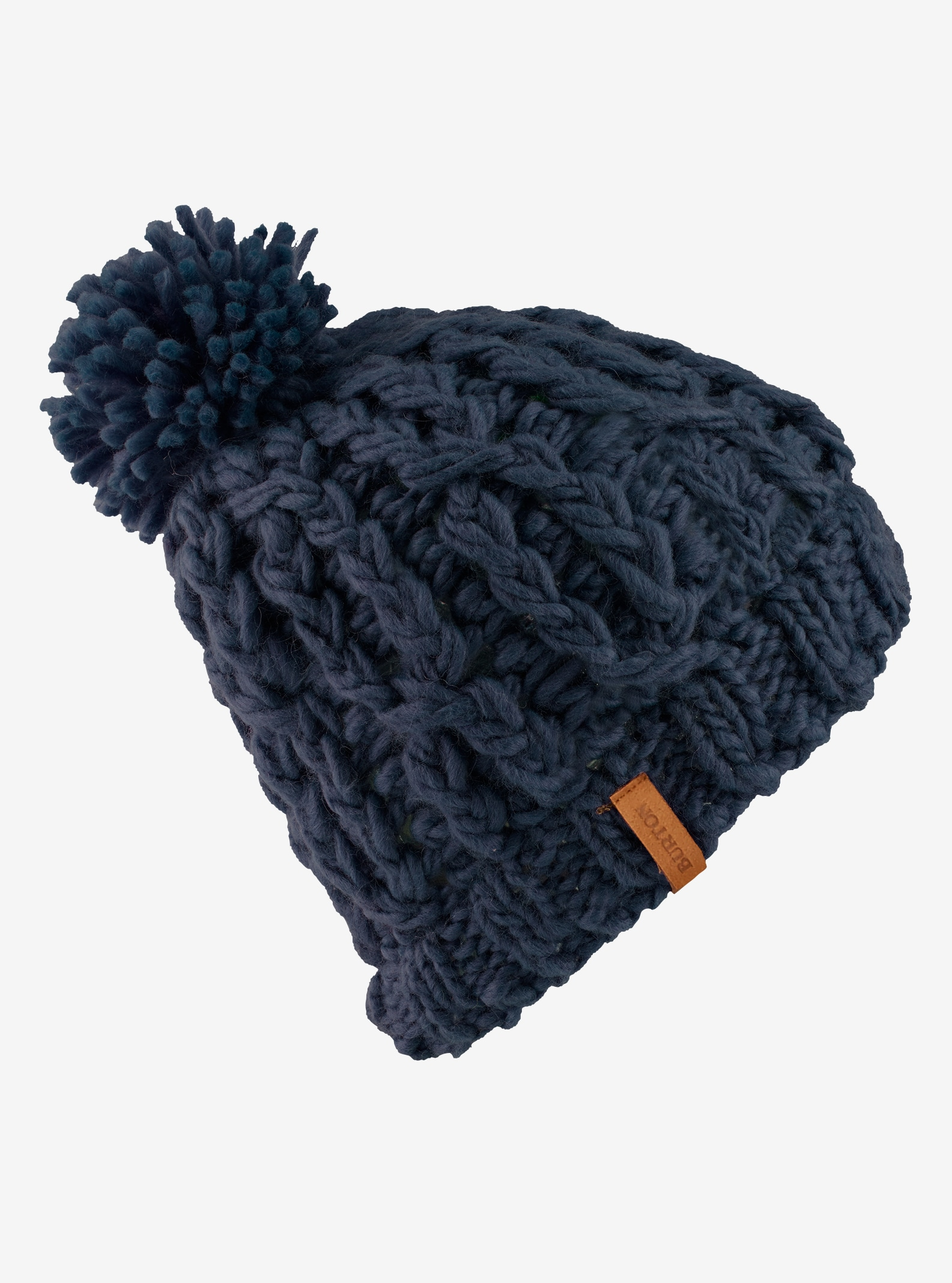 Women's Burton Kismet Beanie shown in Mood Indigo