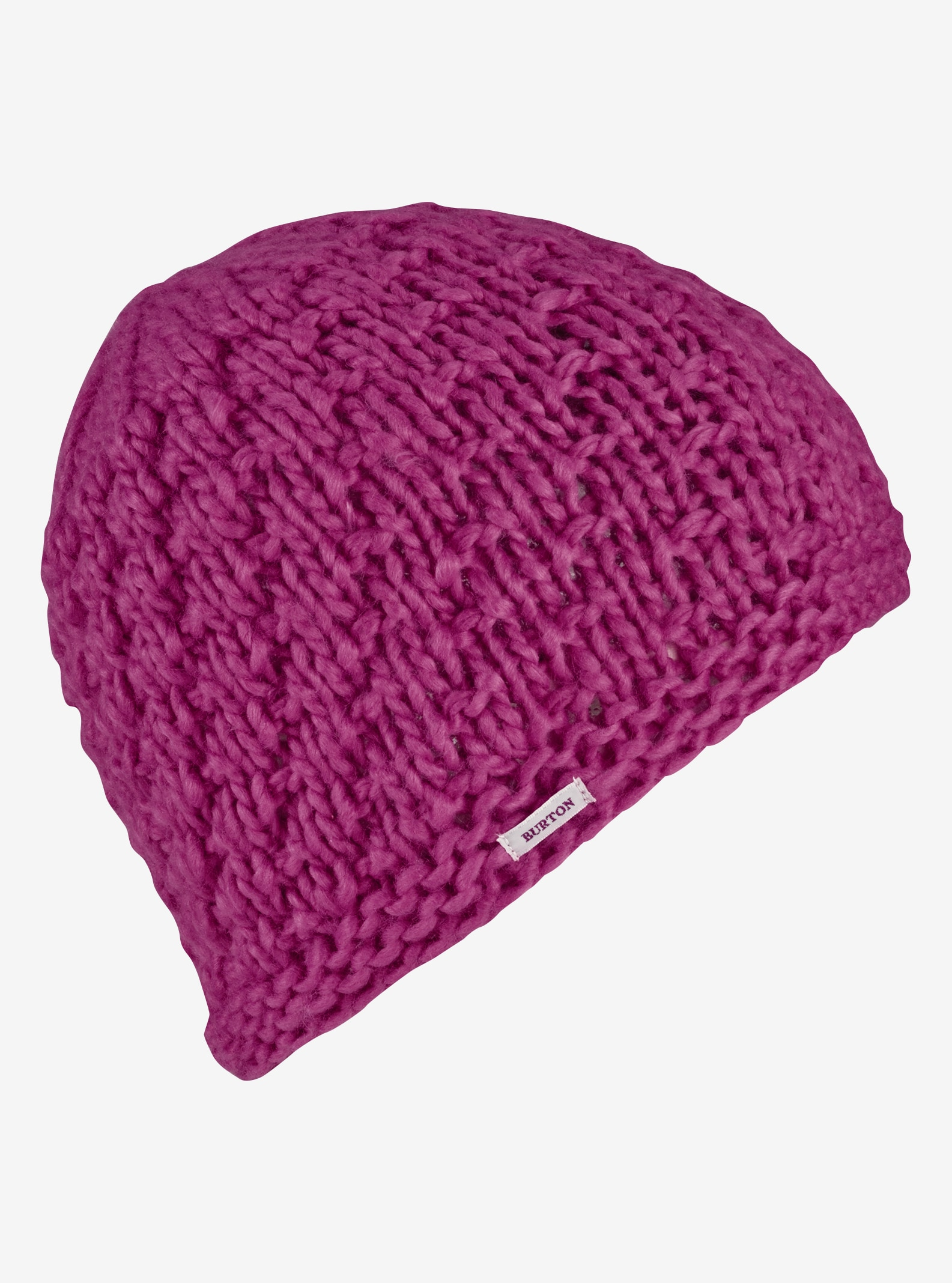 Girls' Burton Lil Bertha Beanie shown in Grapeseed