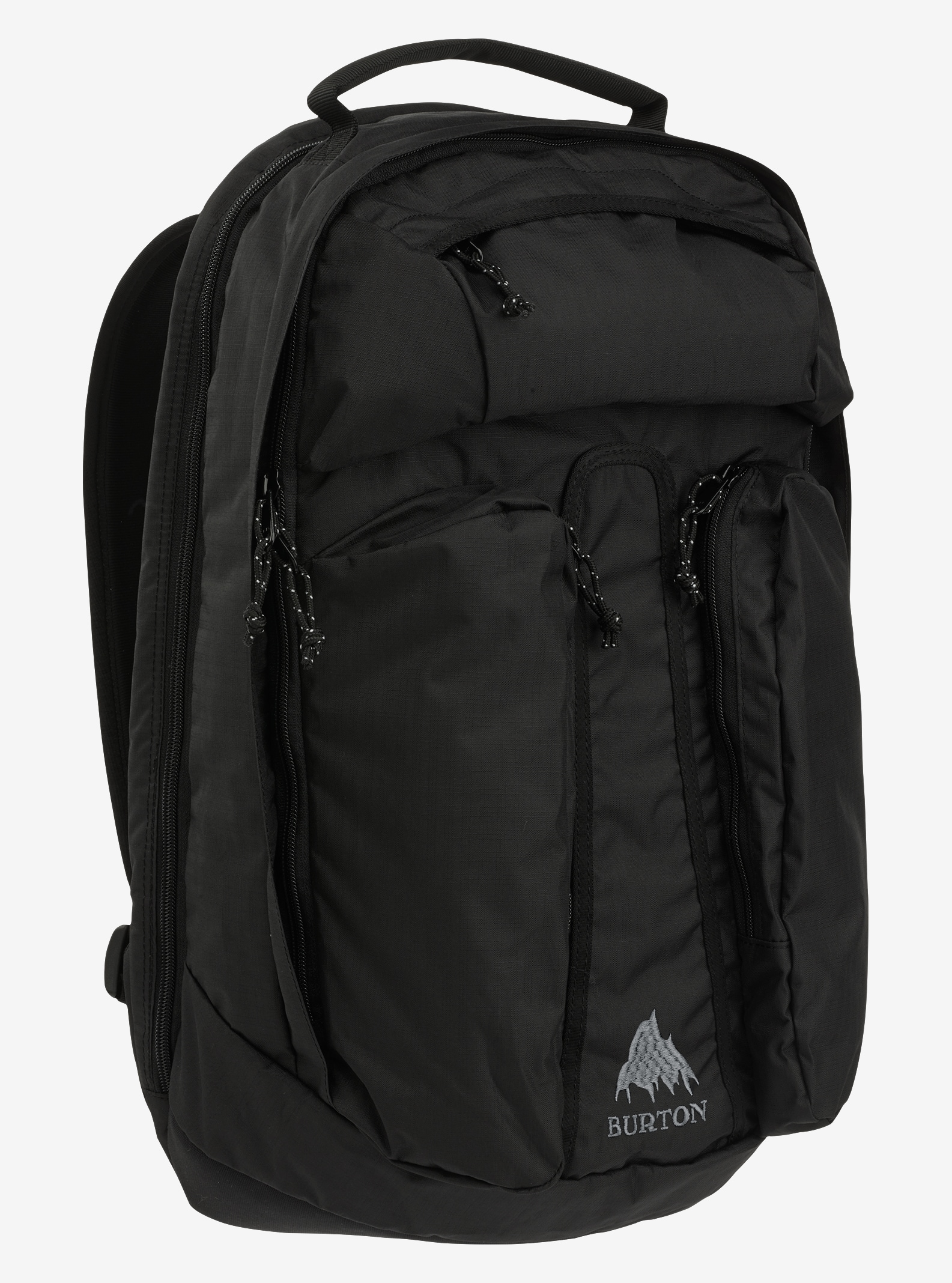 Burton - Sac à dos Curbshark affichage en True Black Heather Twill