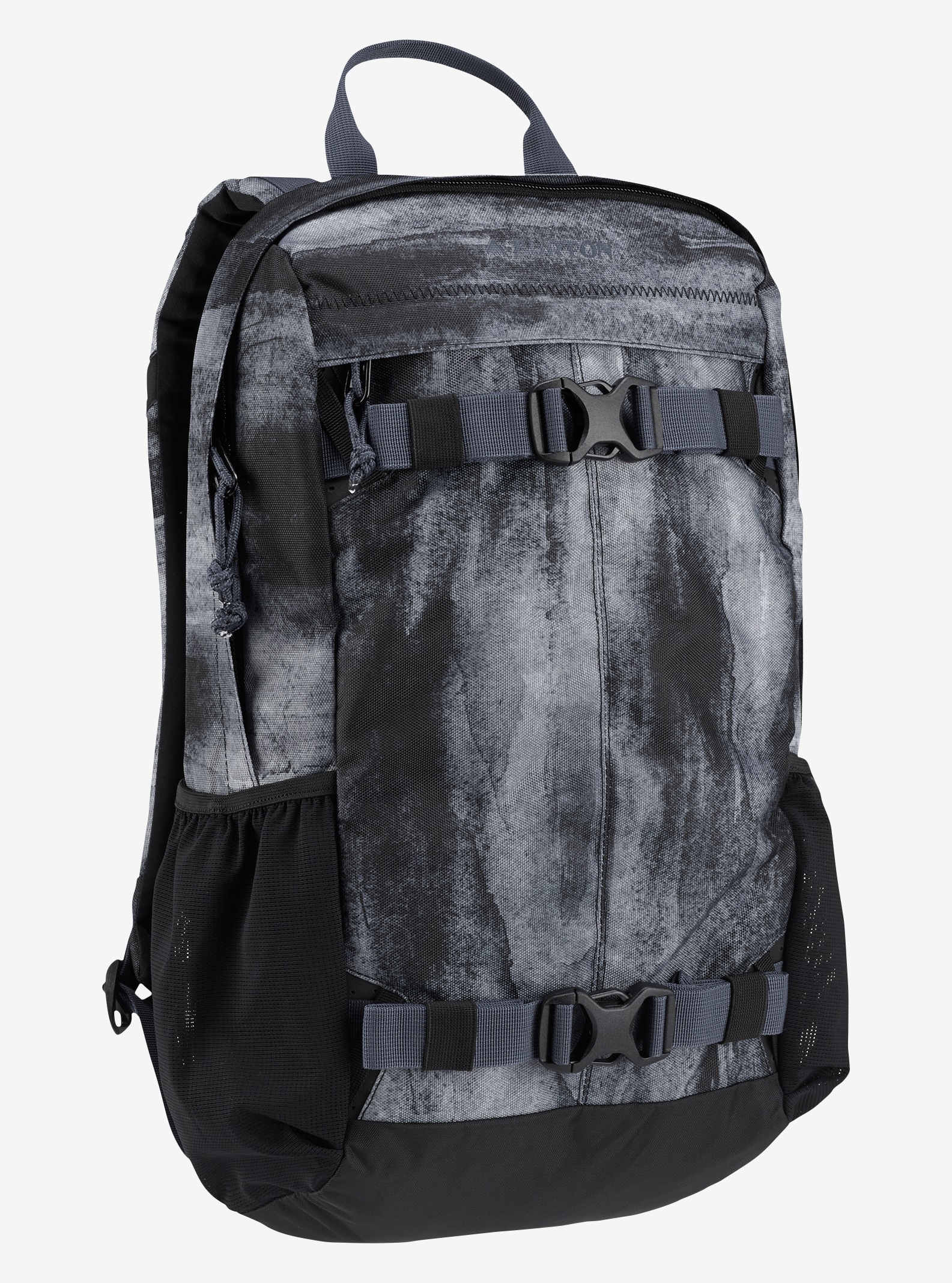 Burton Women's Timberlite 15L Backpack shown in True Black Sedona Print