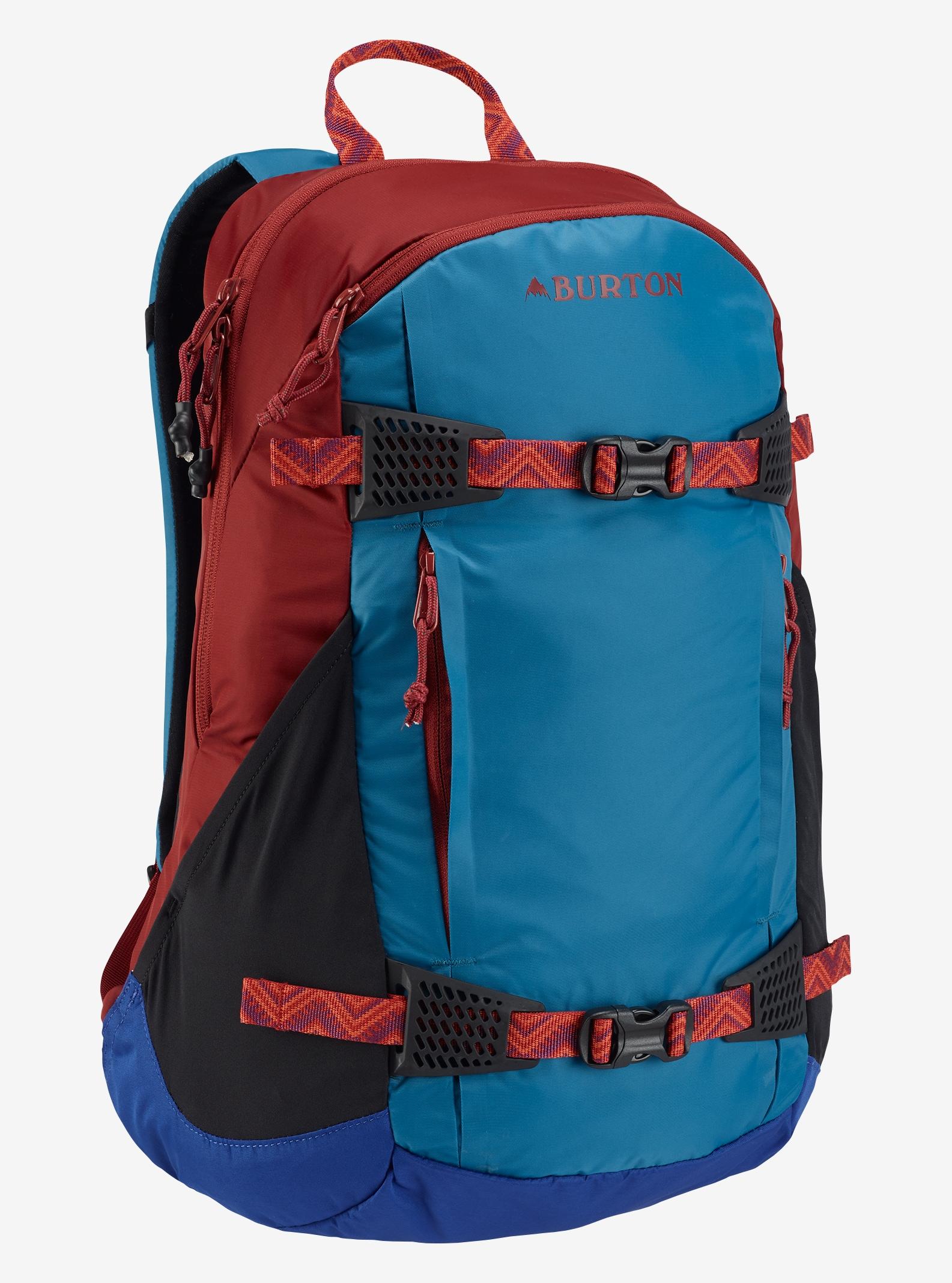 Burton Women's Day Hiker 23L Backpack shown in Jaded Flight Satin