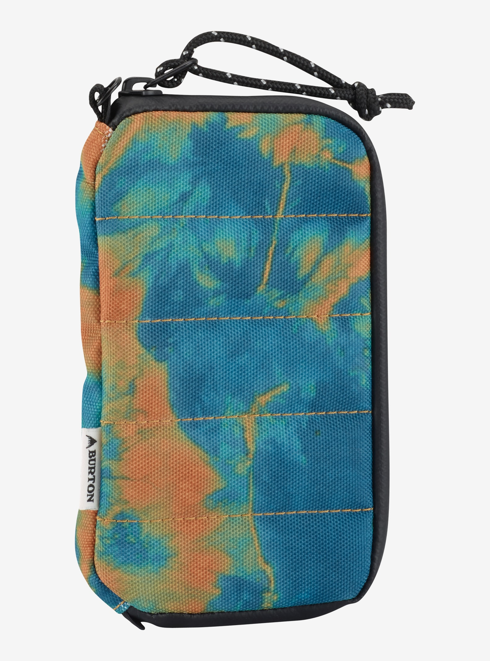 Burton Antifreeze Phone Case shown in Mountaineer Tie Dye Print