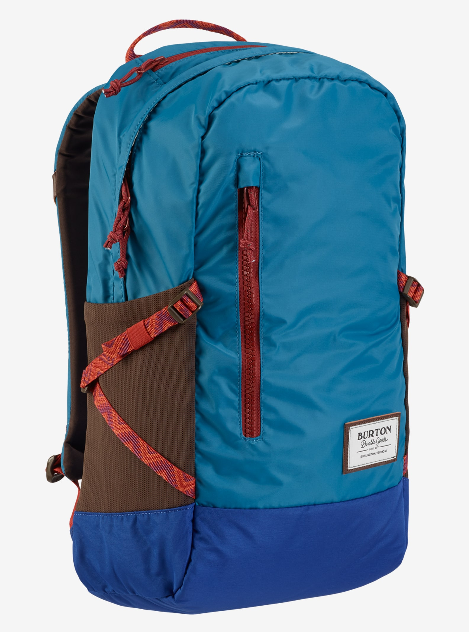 Burton Women's Prospect Backpack shown in Jaded Flight Satin