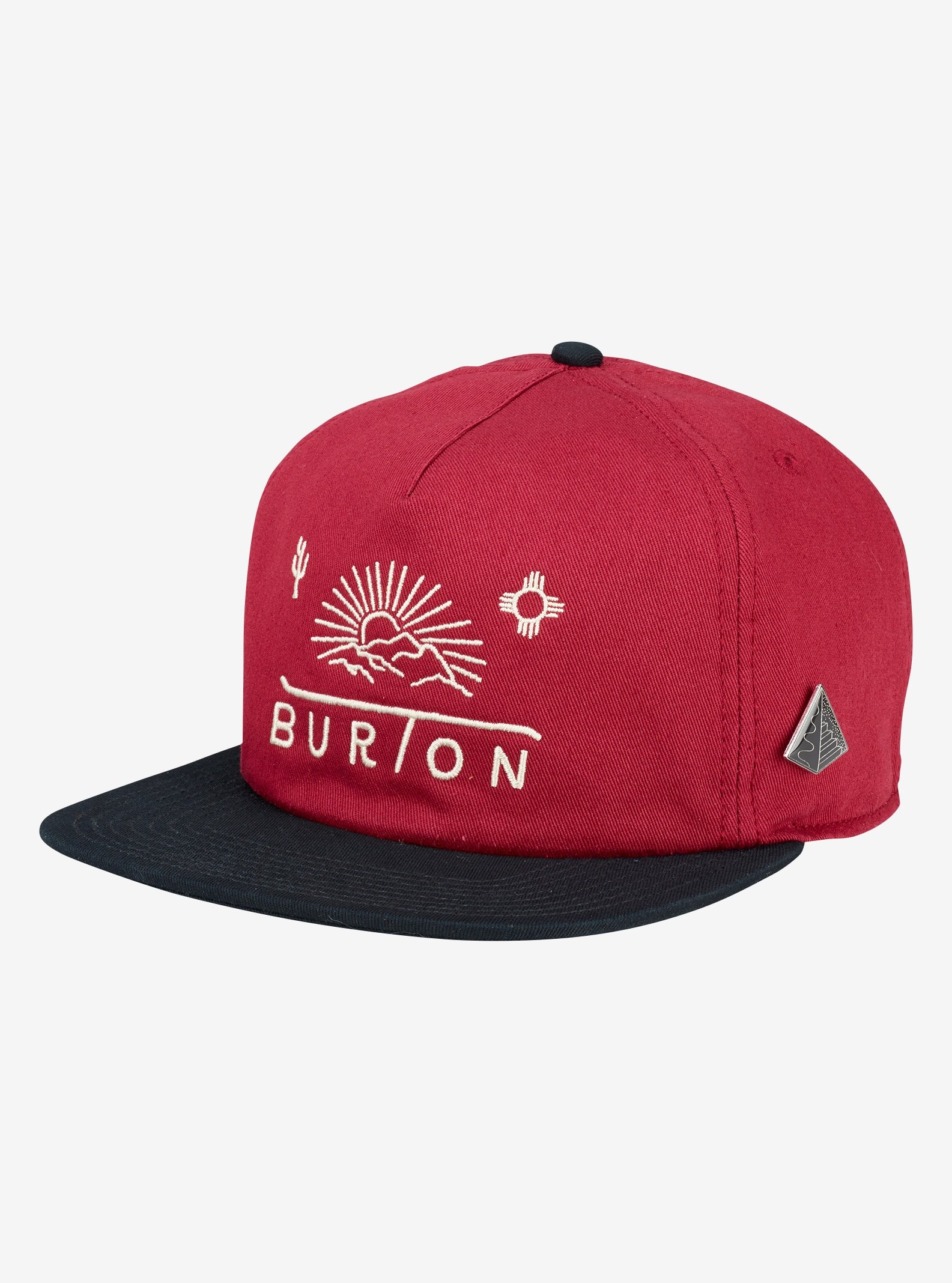 Men's Burton Sun Rise Cap shown in Fired Brick