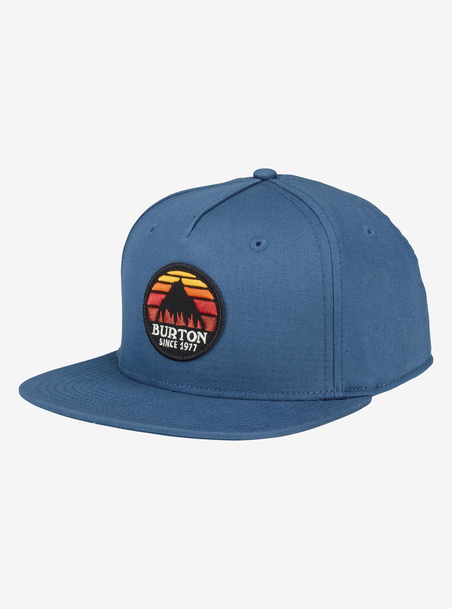 Men's Burton Underhill Hat shown in Indigo