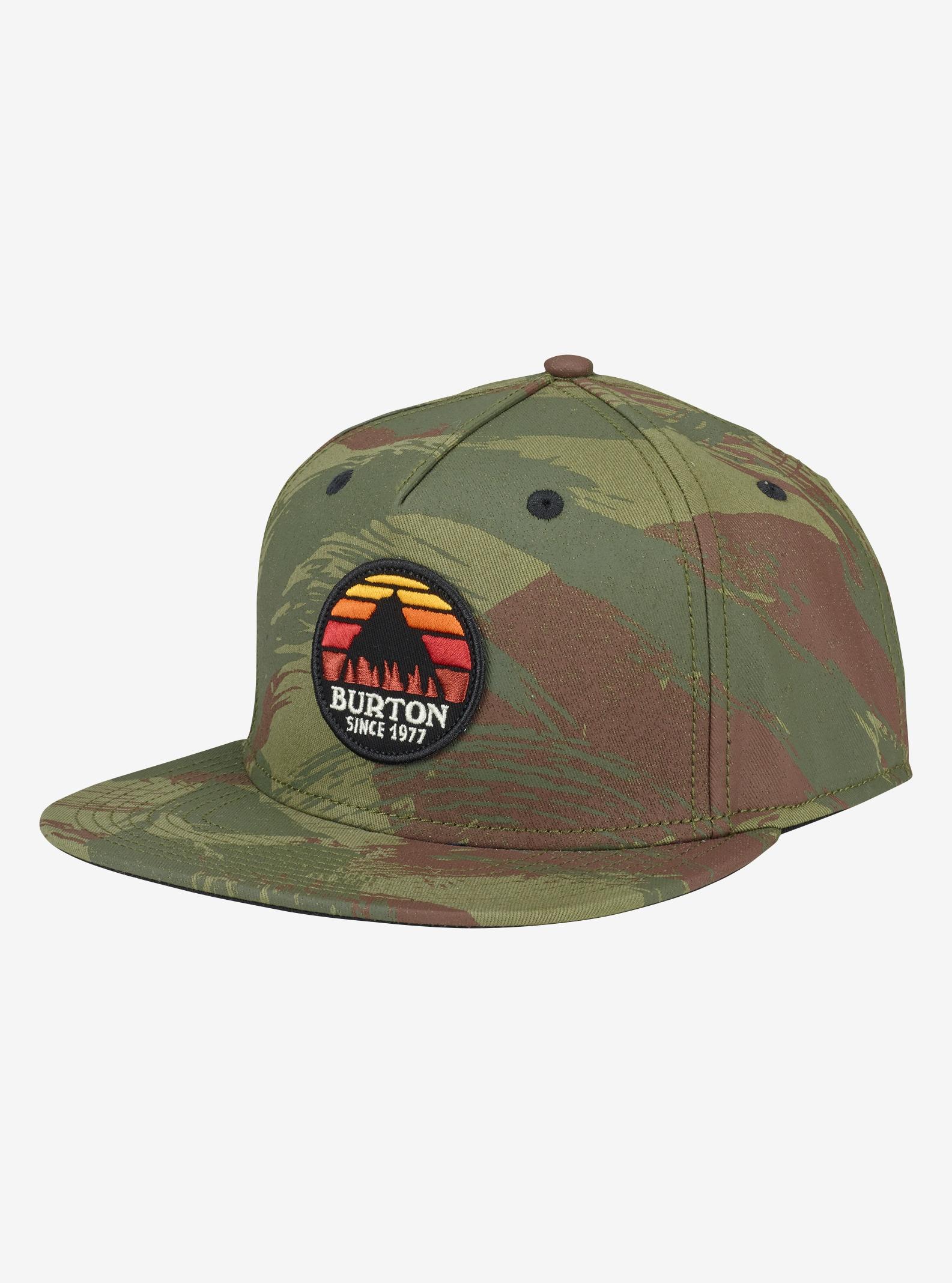 Men's Burton Underhill Hat shown in Brush Camo