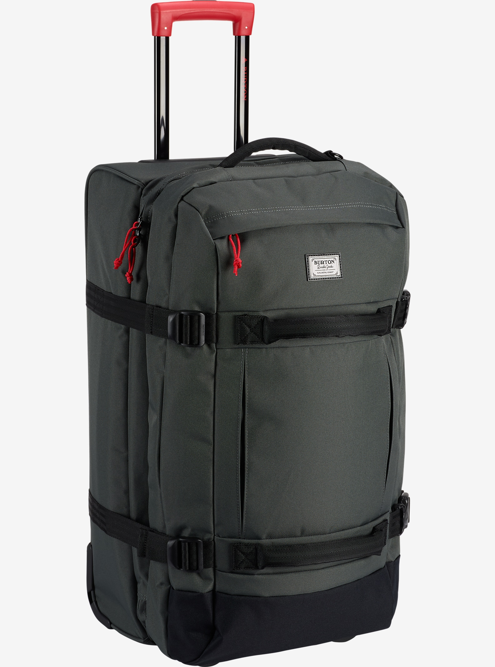 Burton Convoy Roller Travel Bag shown in Blotto