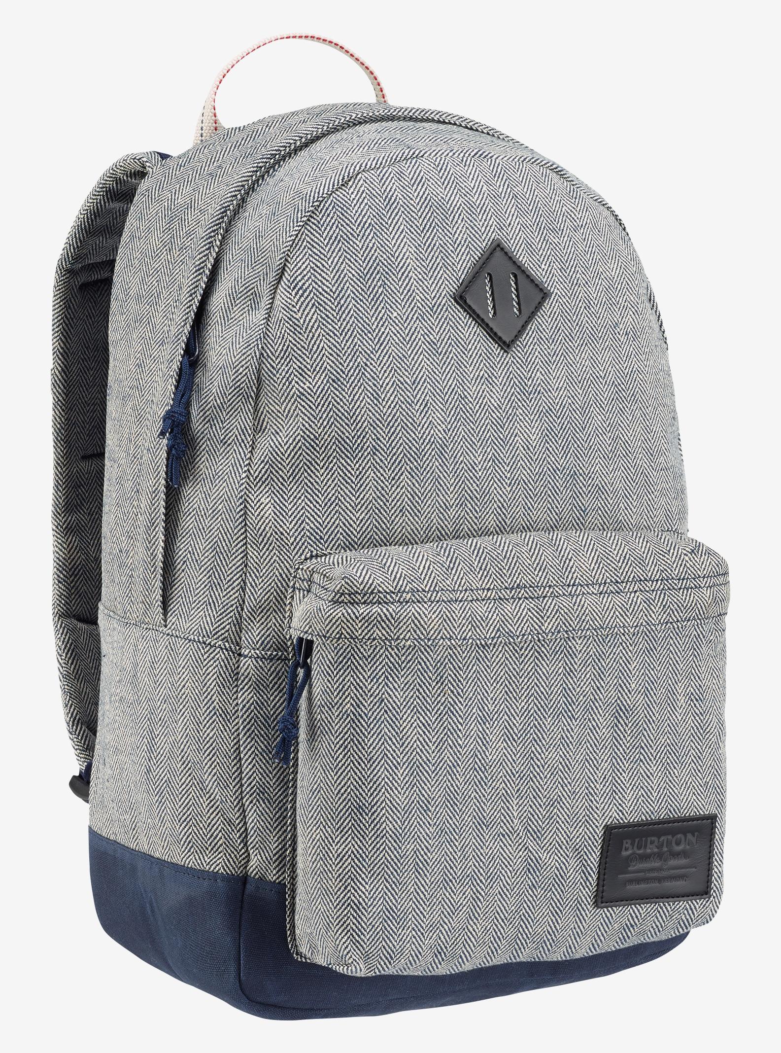 Burton Kettle Backpack shown in Eclipse Herringbone