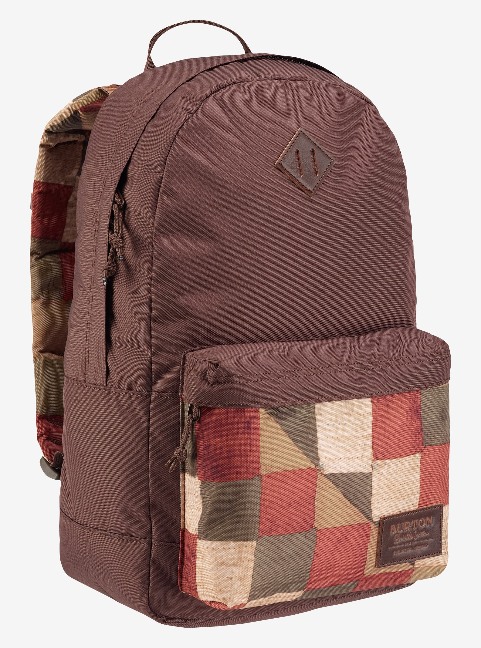 Burton Kettle Backpack shown in Montreux Print