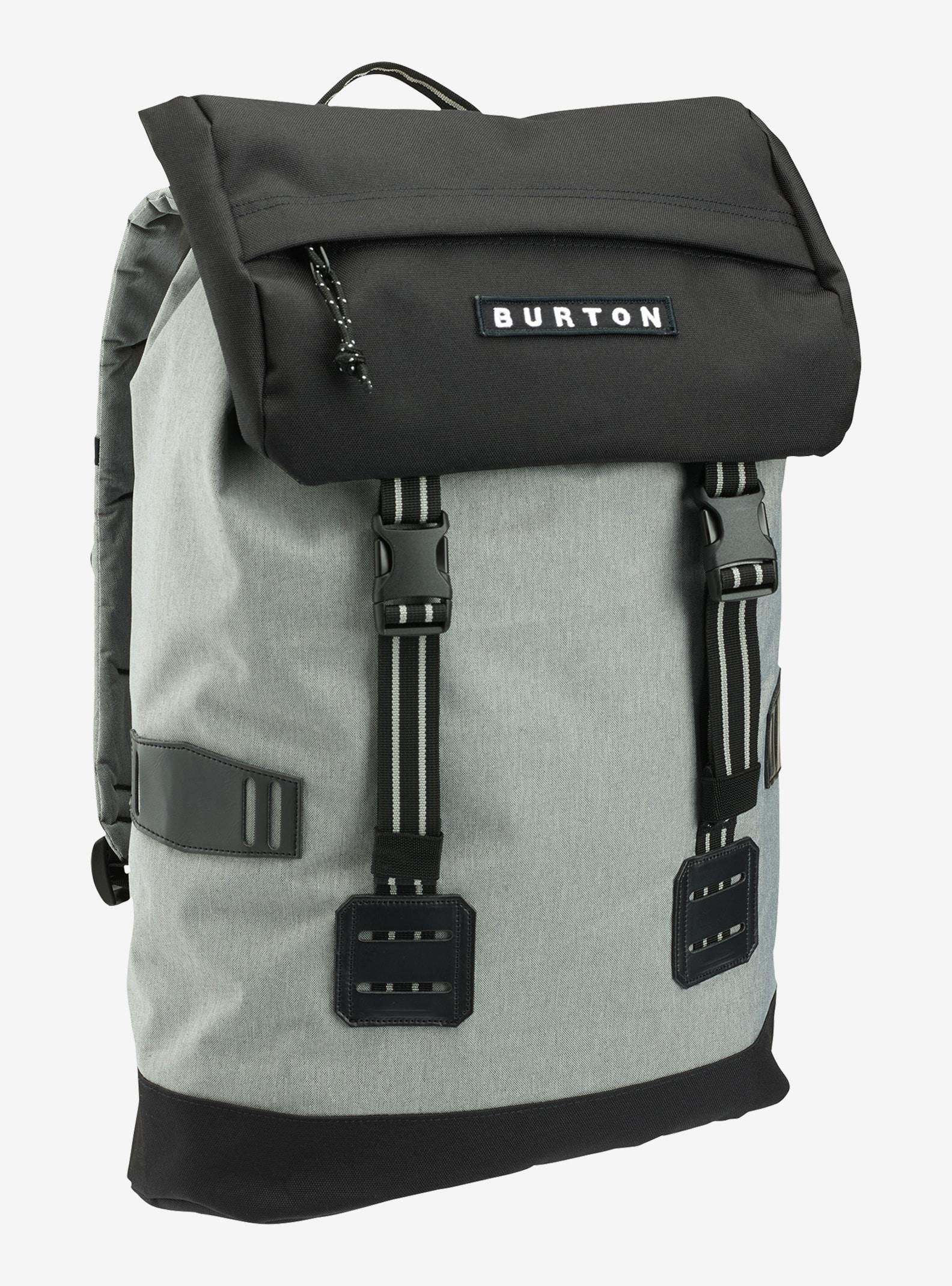 Burton Tinder Backpack shown in Grey Heather