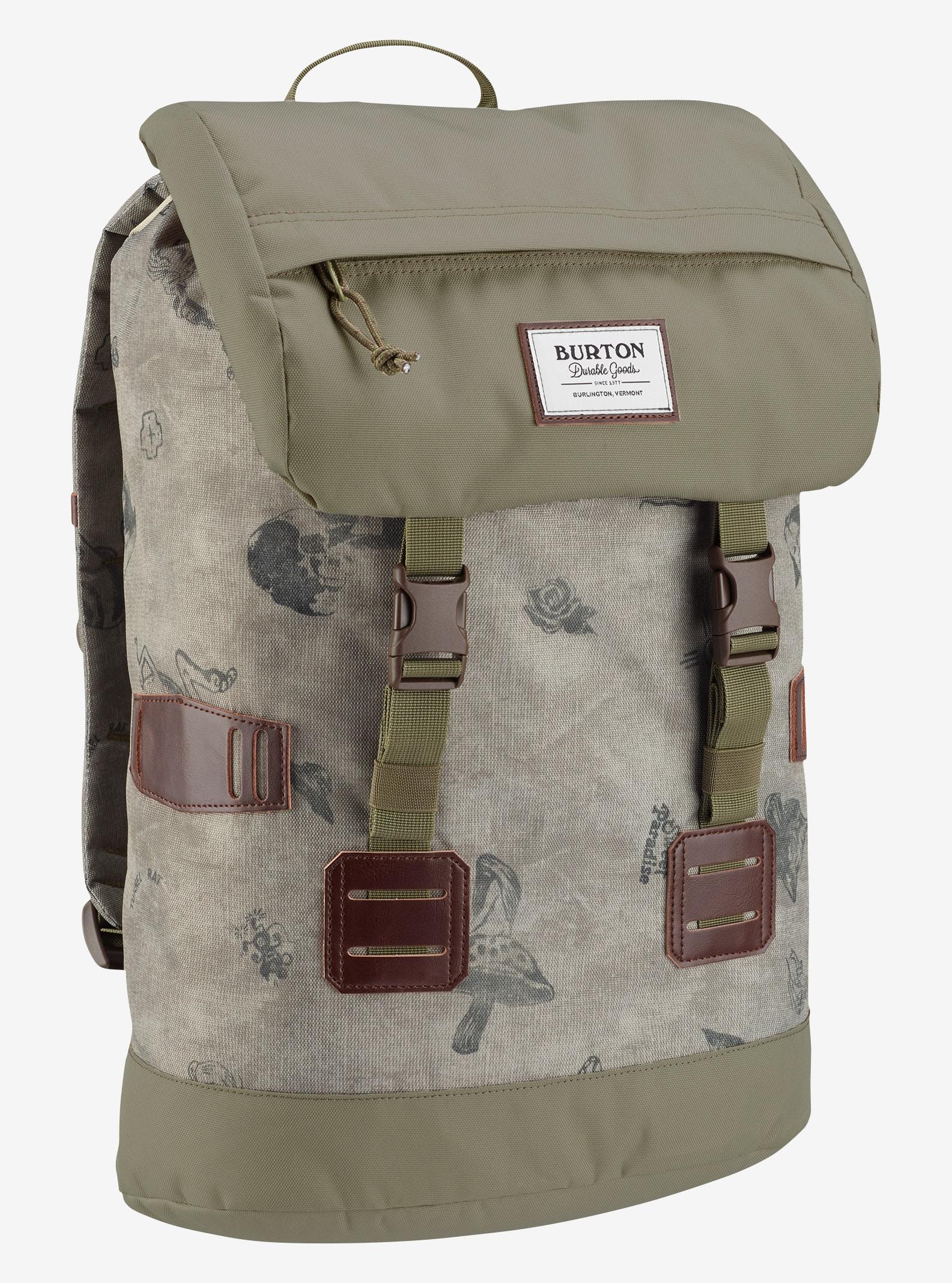Burton Tinder Backpack shown in Artifact Print