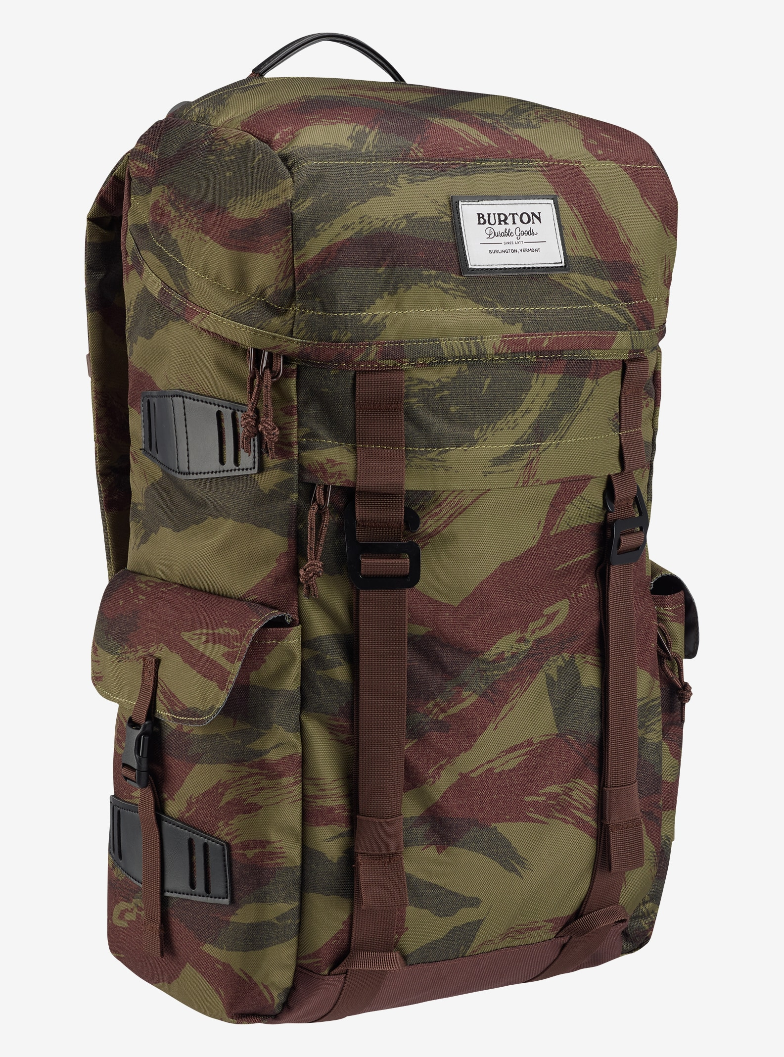 Burton Annex Backpack shown in Brushstroke Camo Print