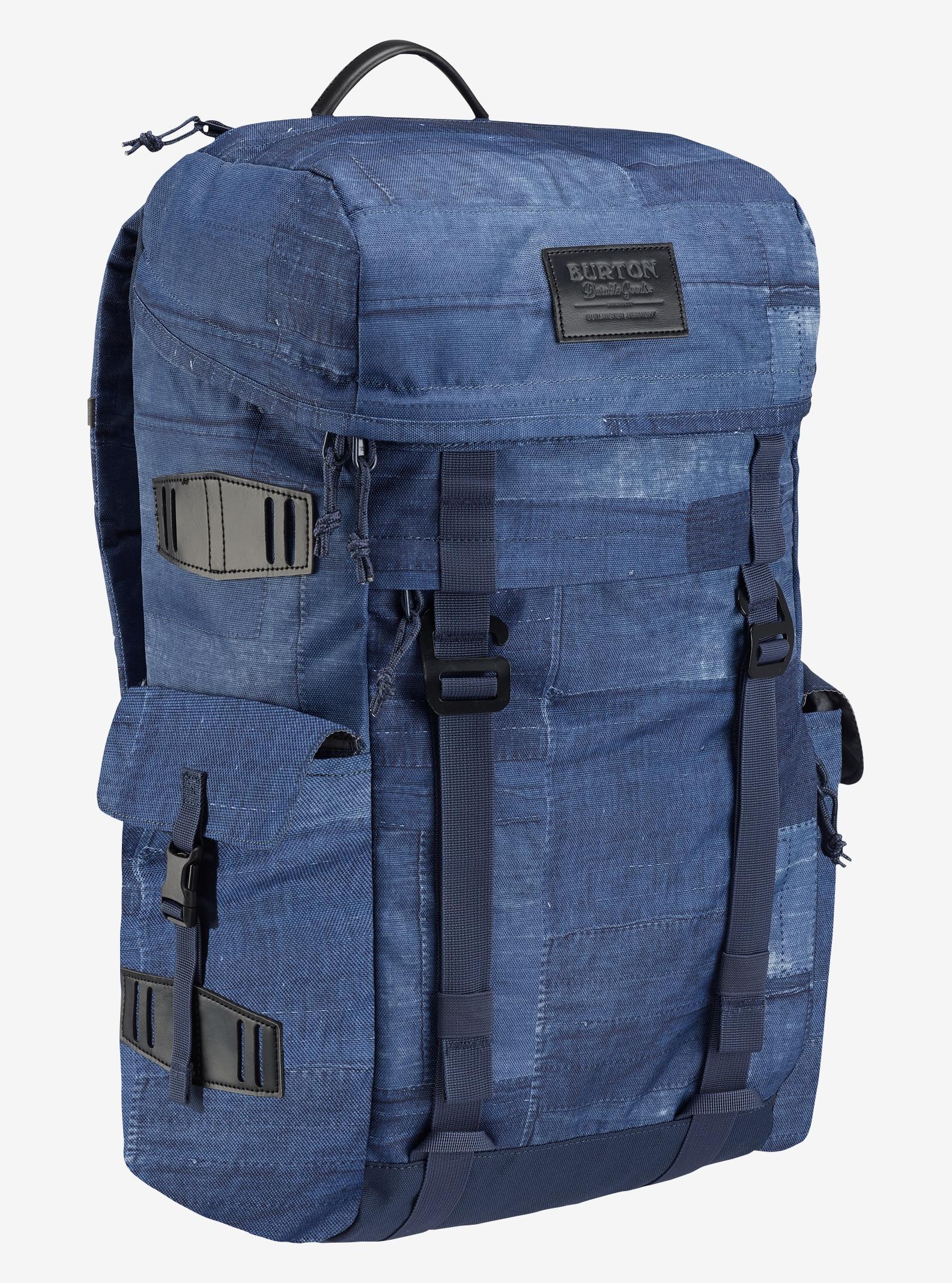 Burton Annex Backpack shown in Indiohobo Print