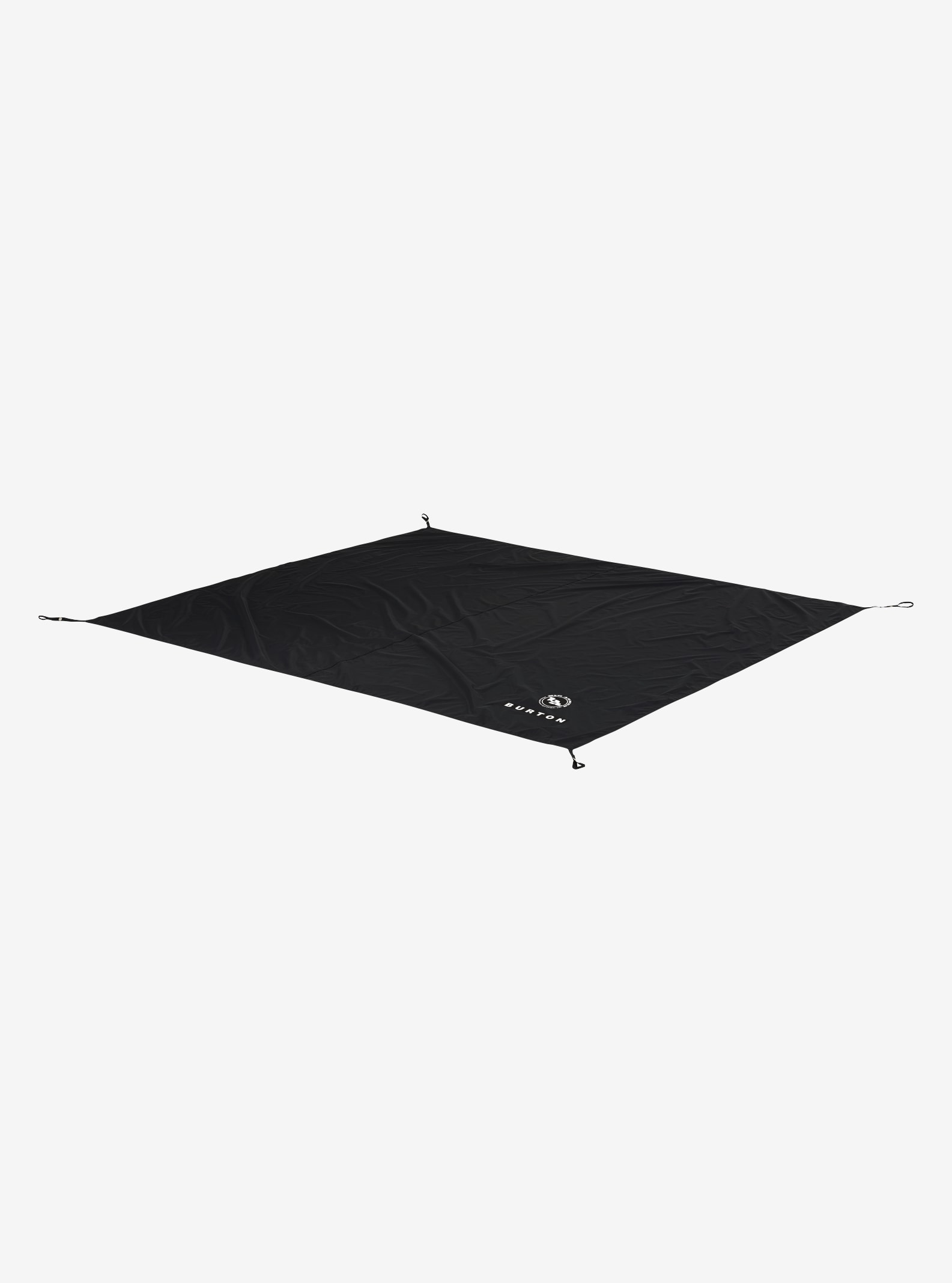 Rabbit Ears 6 - Tapis de sol affichage en True Black