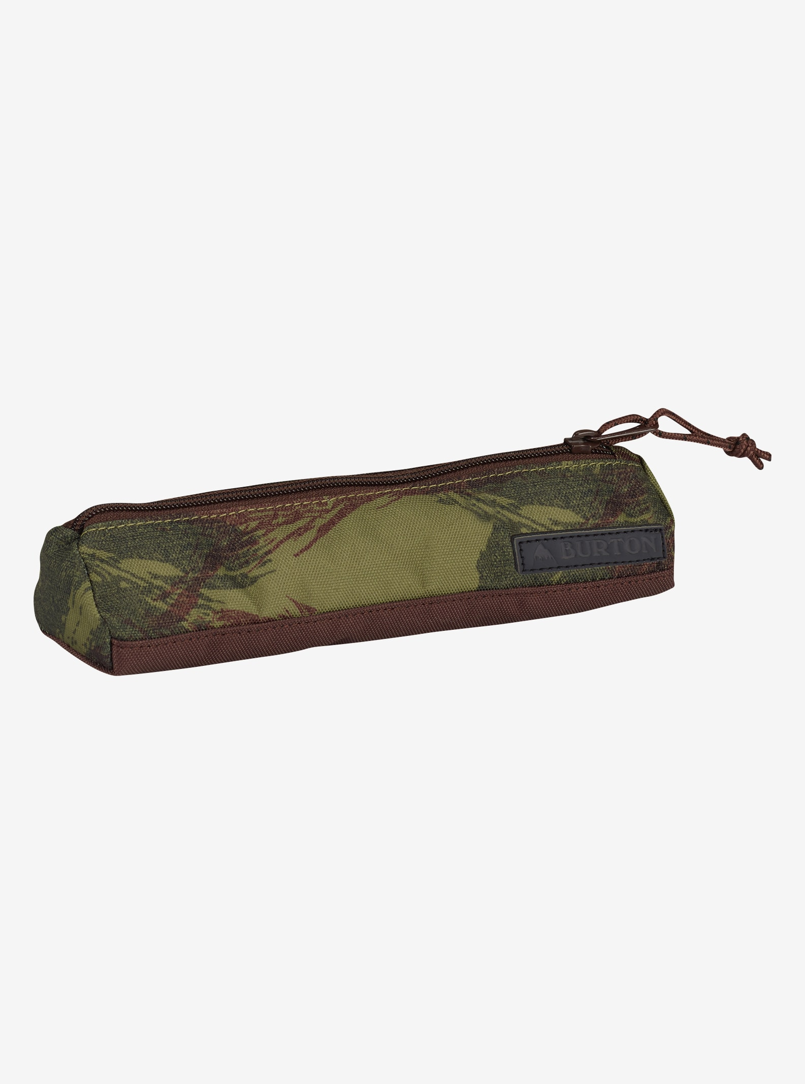 Burton Token Case shown in Brushstroke Camo Print