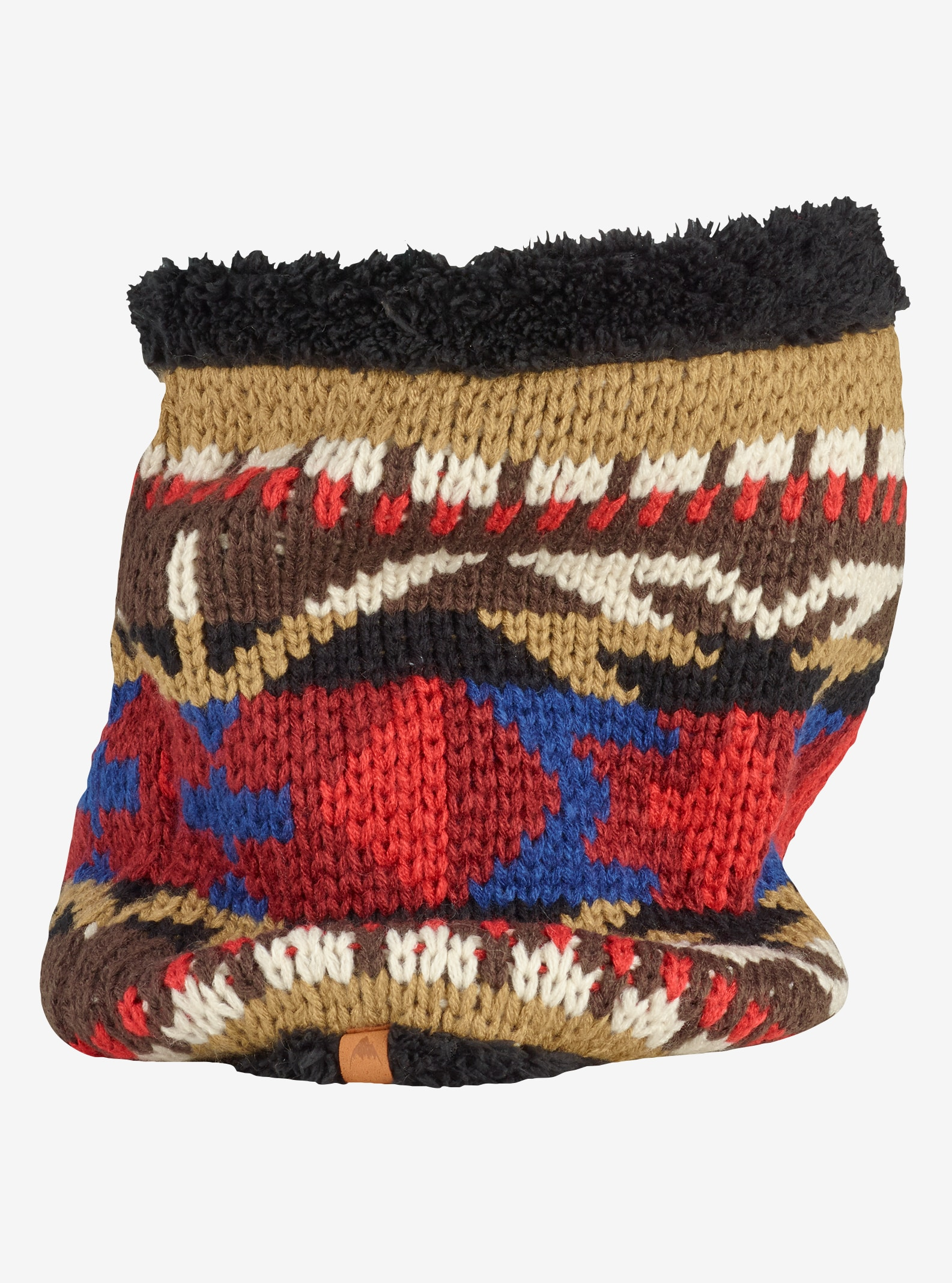Burton Notch Neck Warmer shown in Stellar