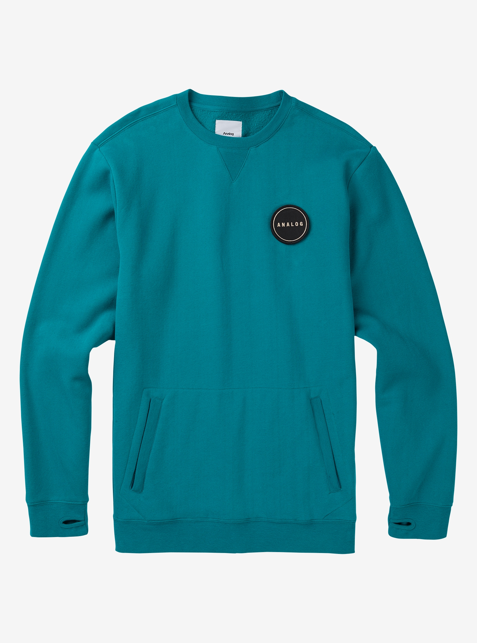 Men's Analog Enclave Crew shown in Blue 107