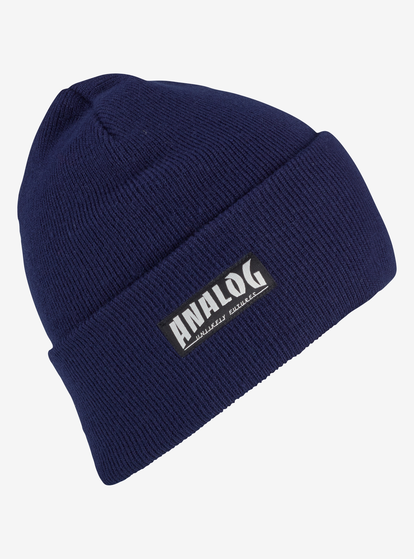 Men's Analog Chainlink Beanie shown in Deflate Gate