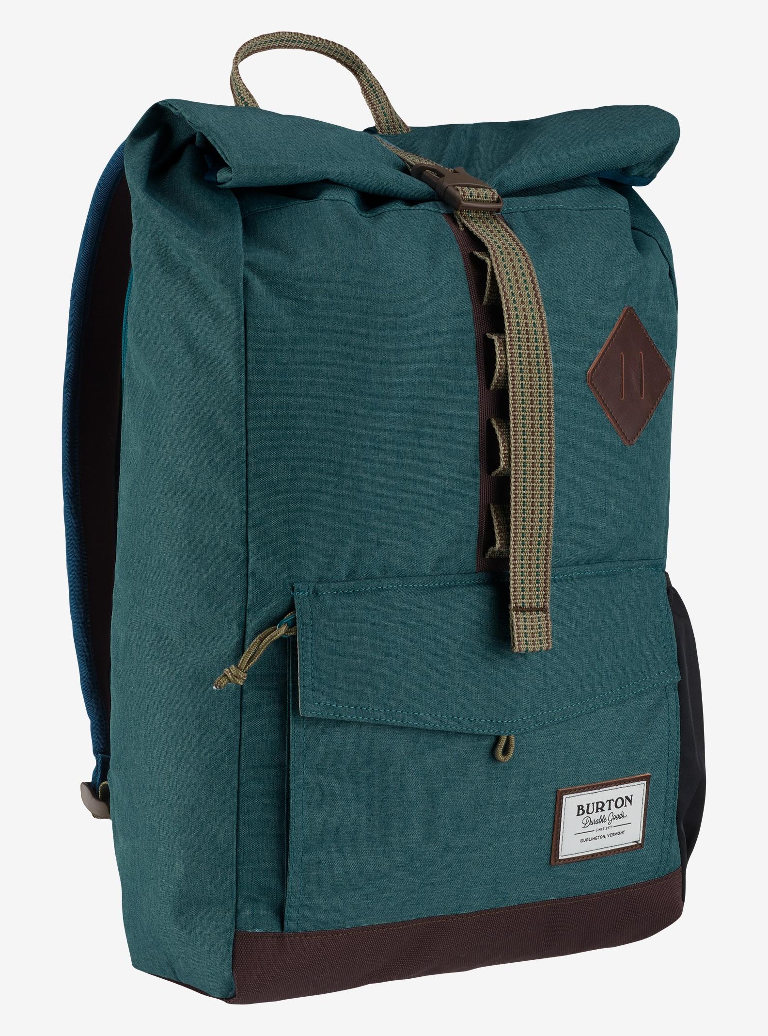 Burton Export Backpack shown in Jasper Heather