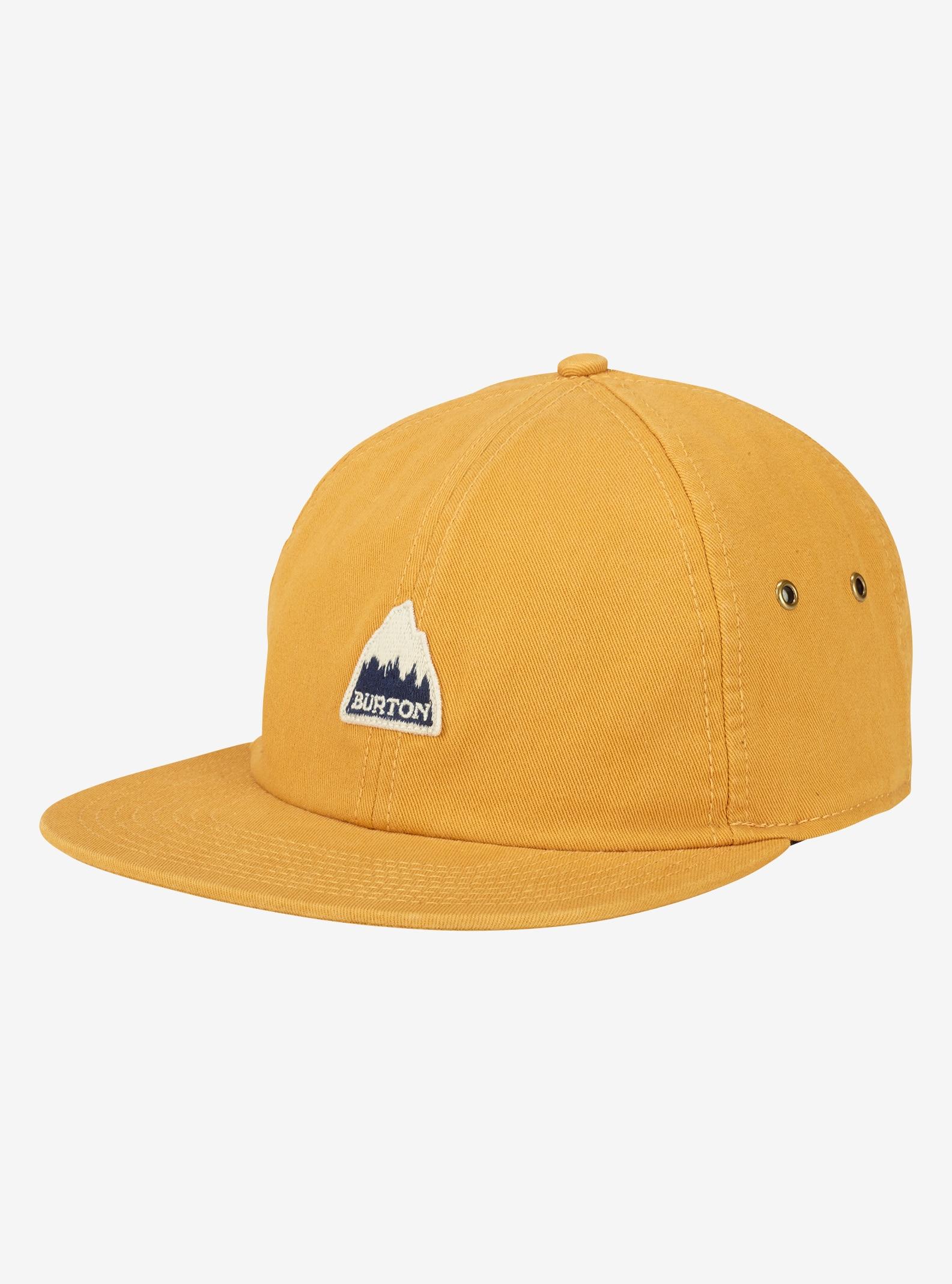 Men's Burton Rad Dad Hat shown in Harvest Gold