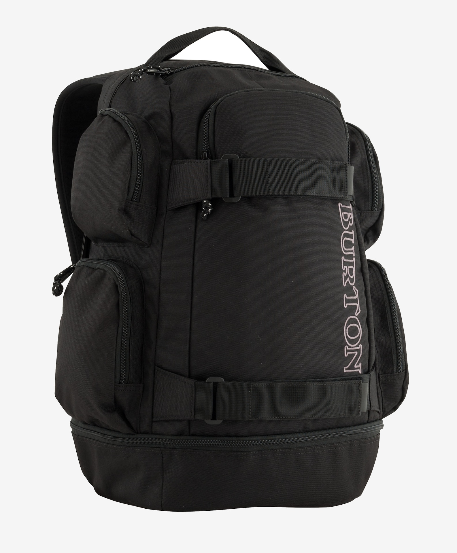 Burton Distortion Backpack shown in True Black