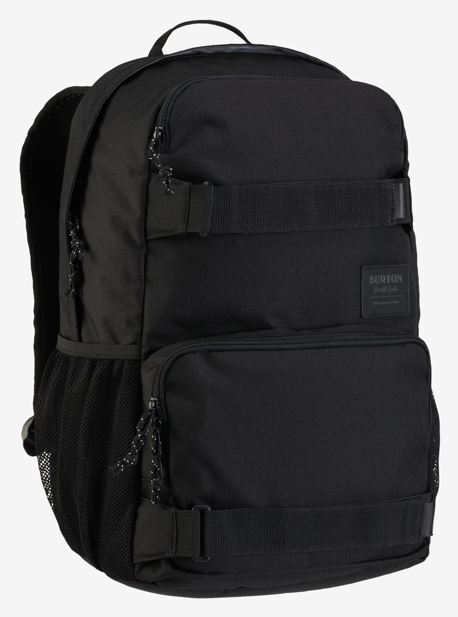 Burton Treble Yell Backpack shown in True Black