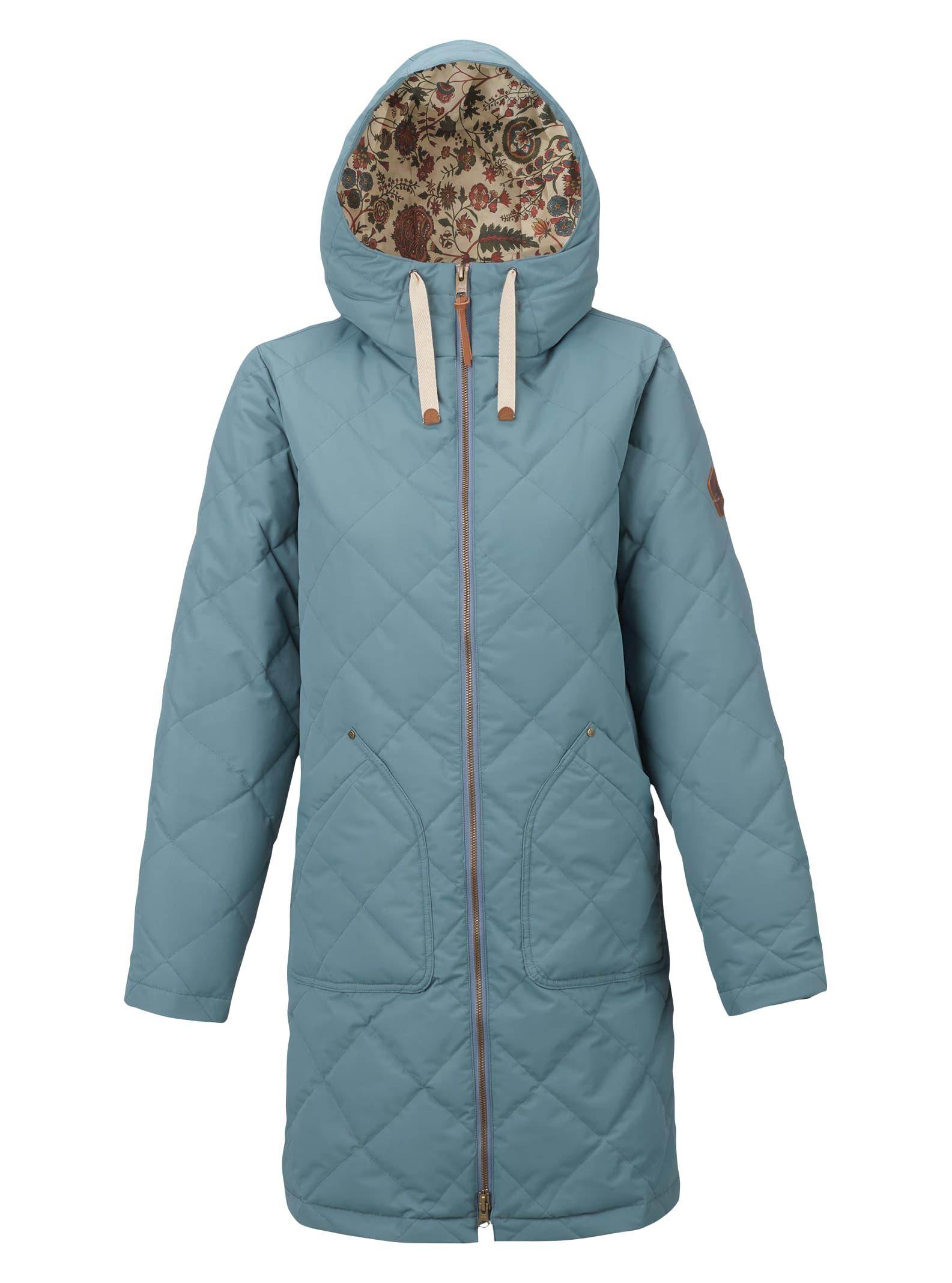 Burton Bixby Lange Daunenjacke für Damen | Snowboards von