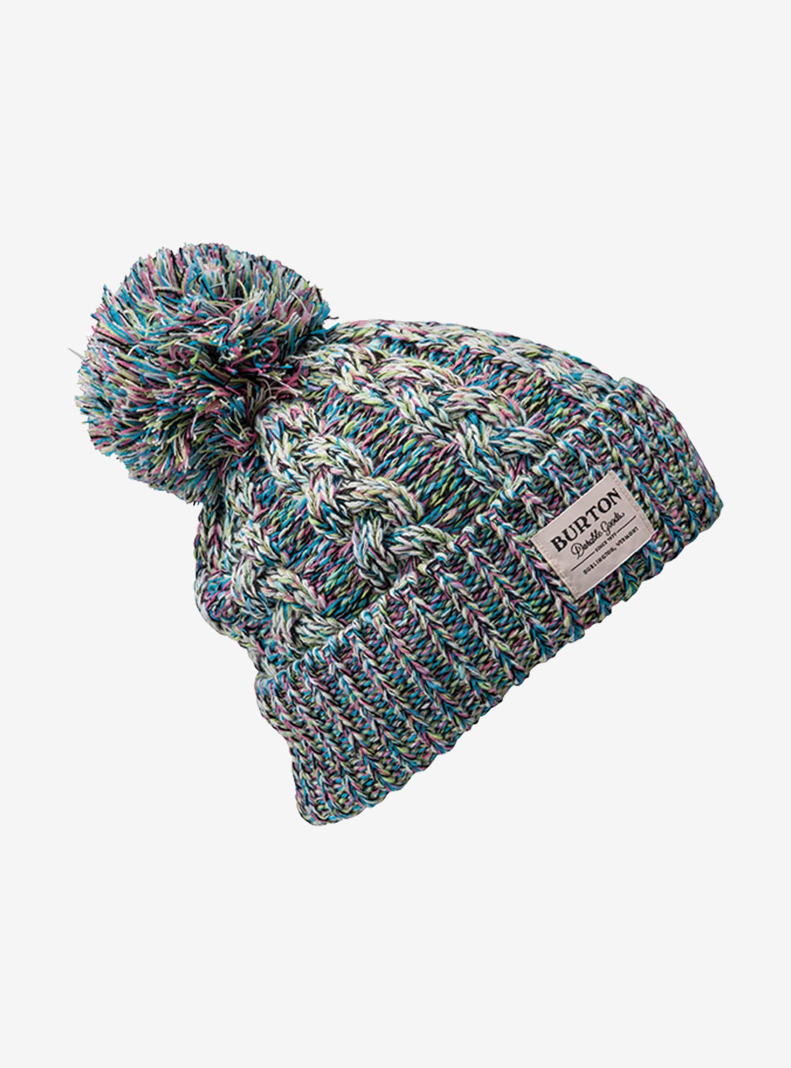 Women's Burton Zippy Beanie shown in Lacrose