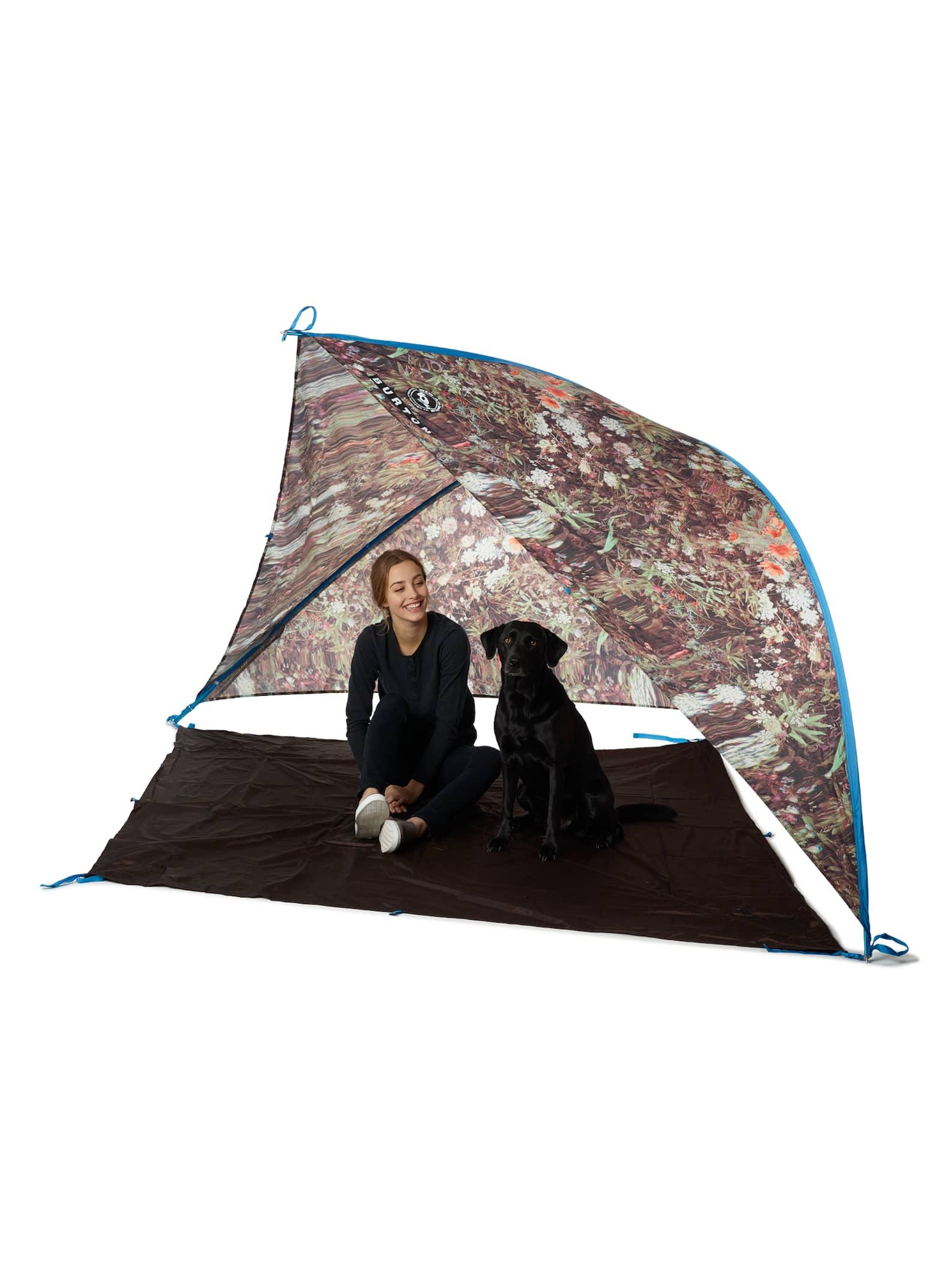 Big Agnes x Burton Whetstone Shelter