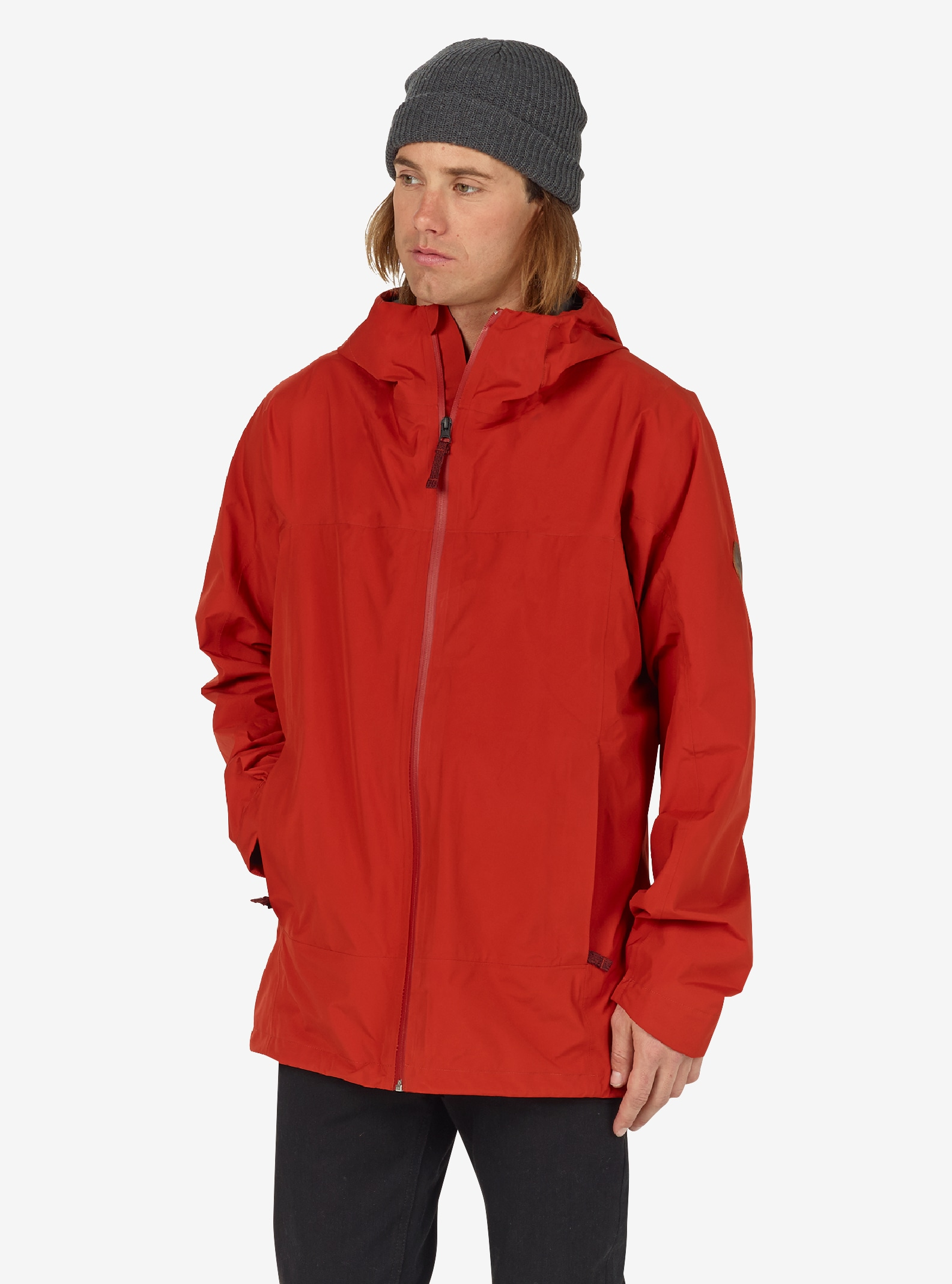Men's Burton GORE‑TEX® 2L Packrite Jacket shown in Bitters