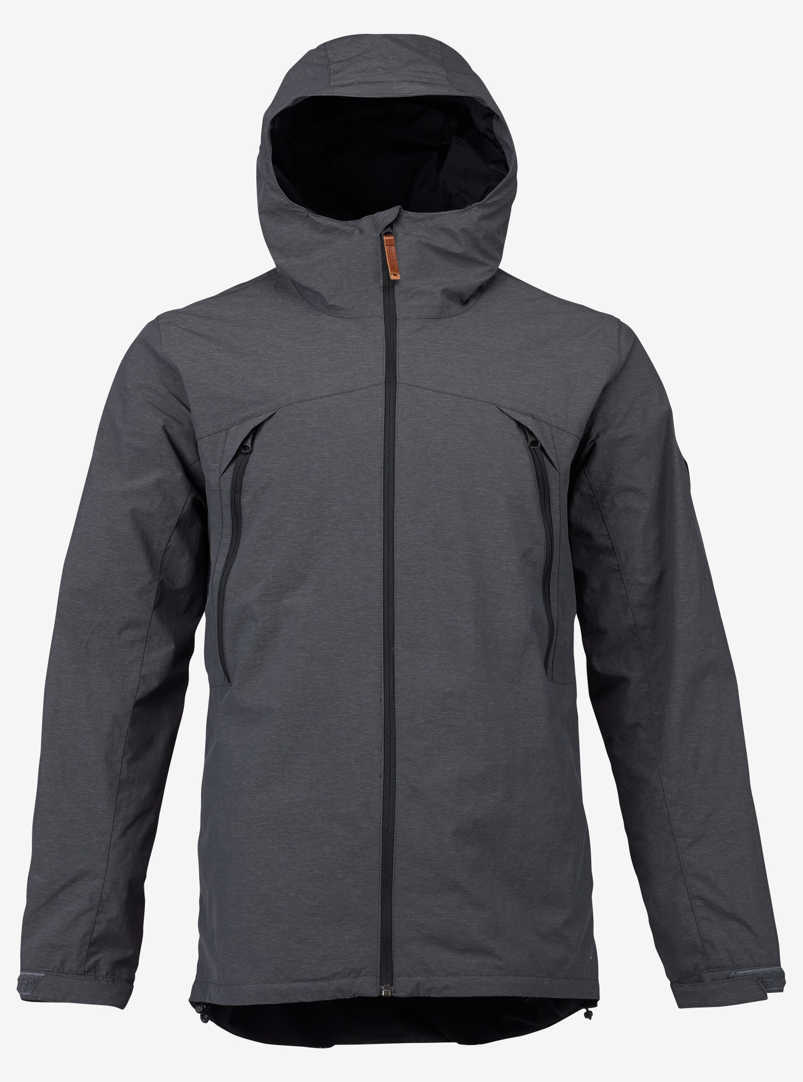 Men's Burton Intervale Jacket shown in Faded