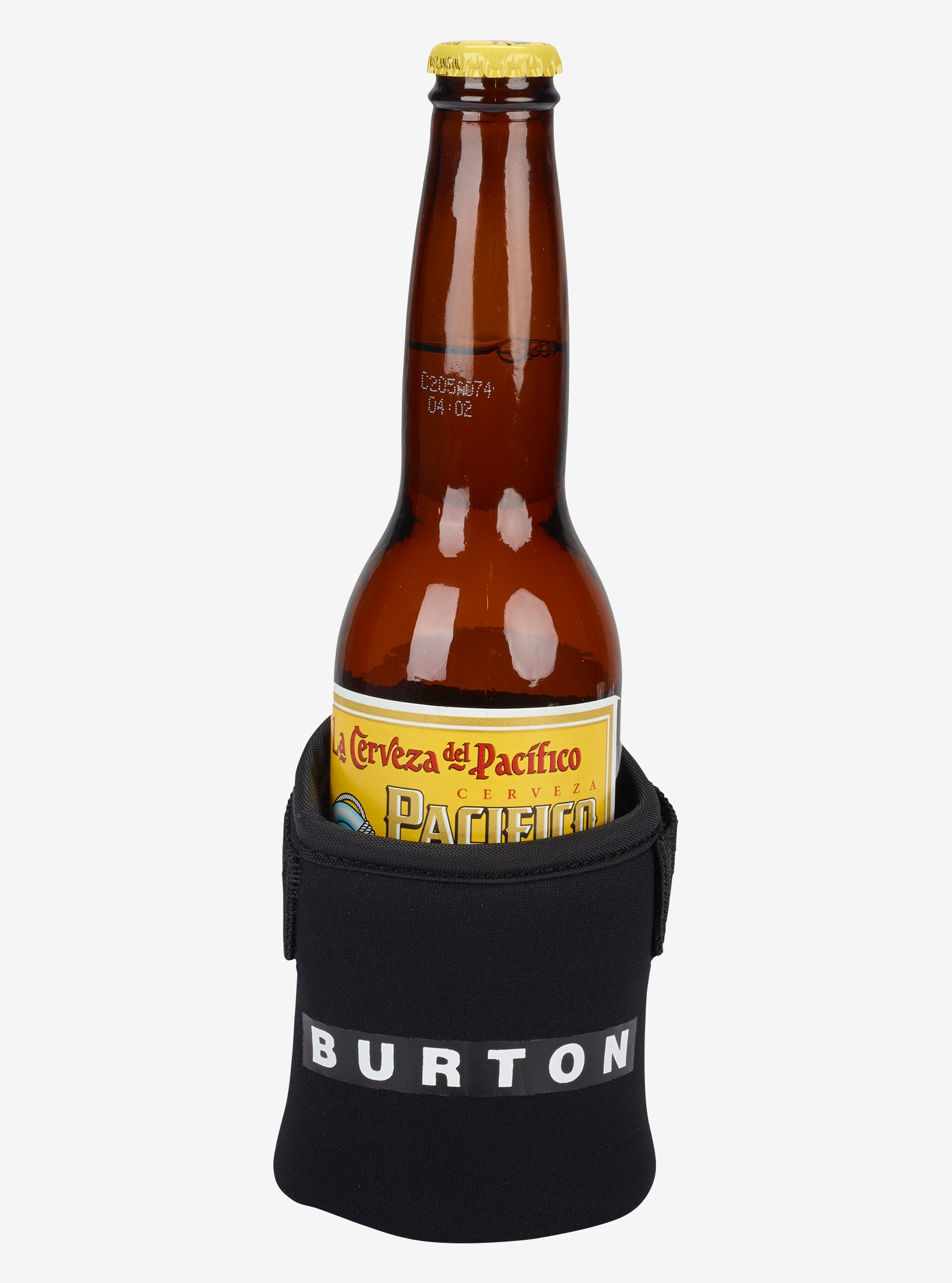 Burton Chair Koozie shown in True Black